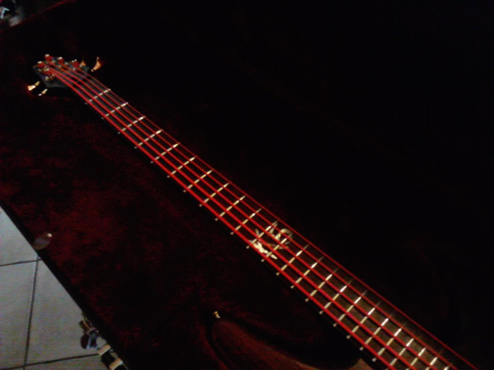 dr strings k3 neon hi def orange bass nob 40 lite 40 100 image 454482 audiofanzine. Black Bedroom Furniture Sets. Home Design Ideas