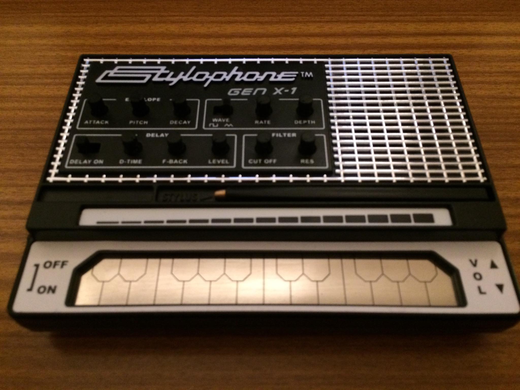 stylophone gen x 1 review
