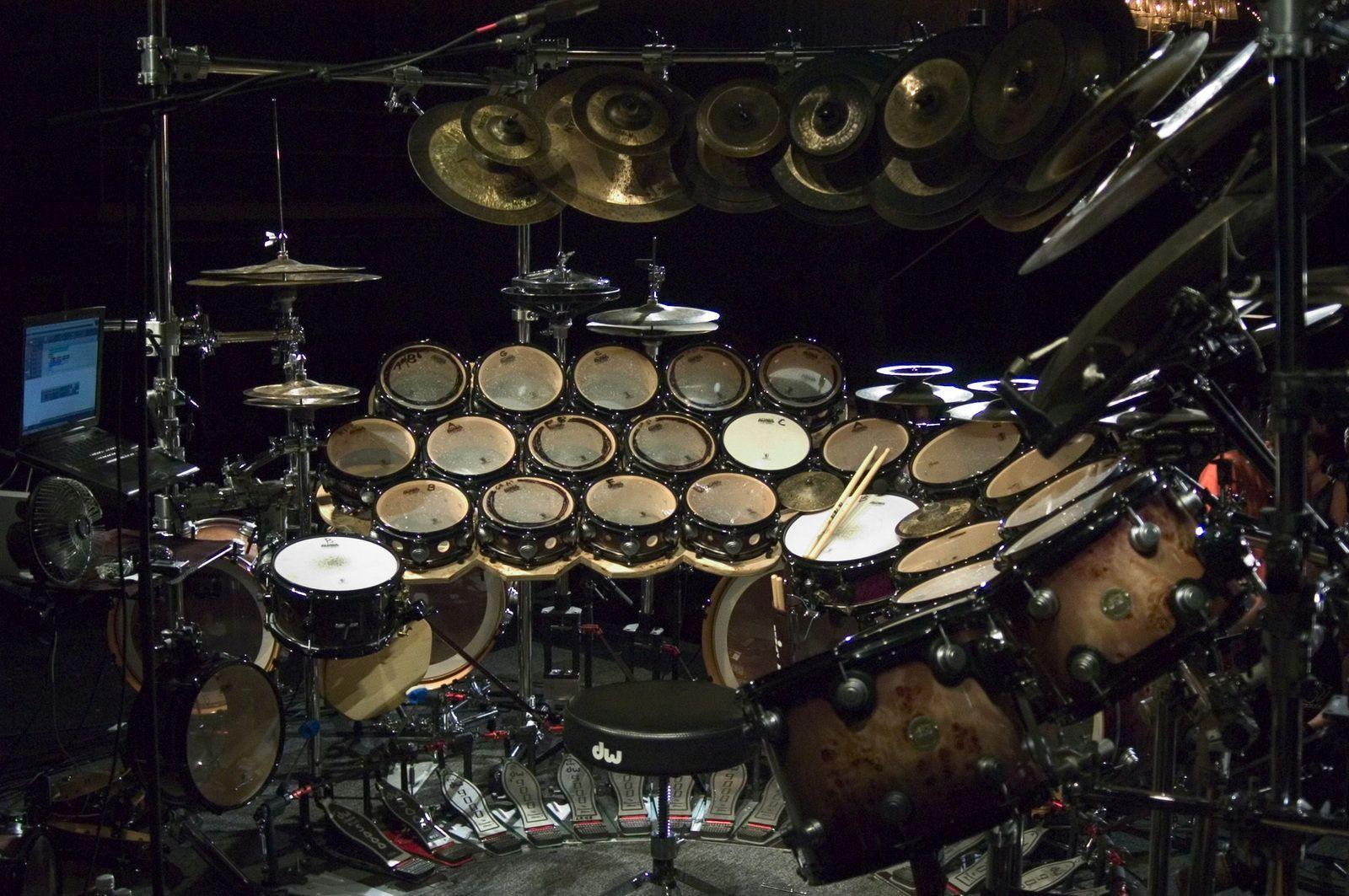 EQ and Compression Techniques Pt 2: Drums - Audiofanzine