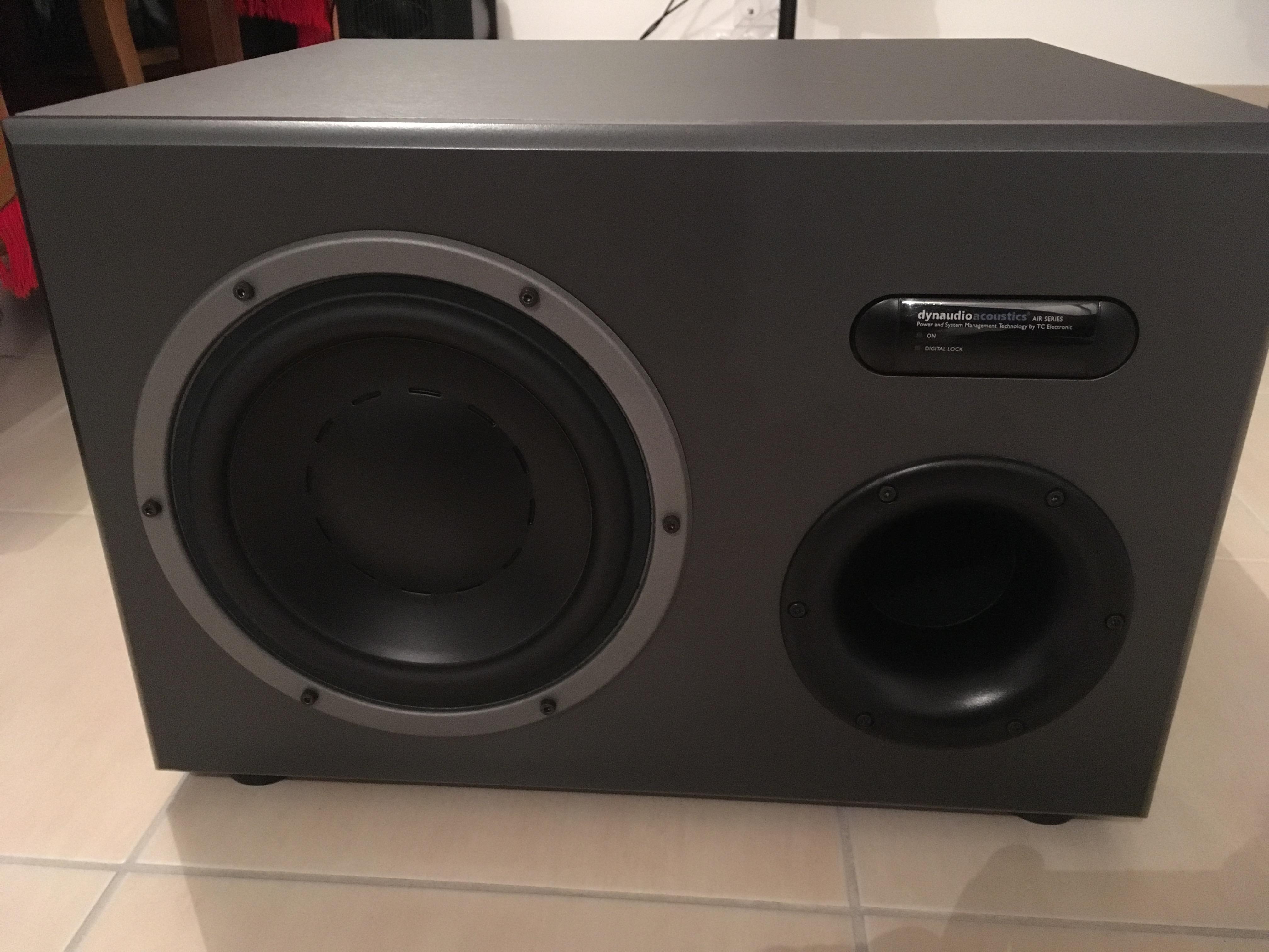 air 6   dynaudio air 6   audiofanzine