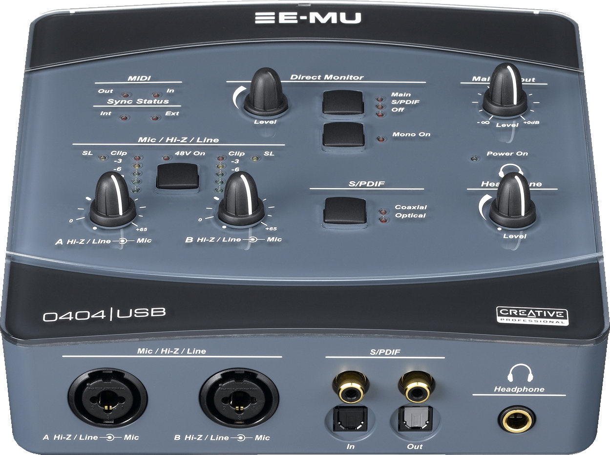 Windows 7 and EMU USB