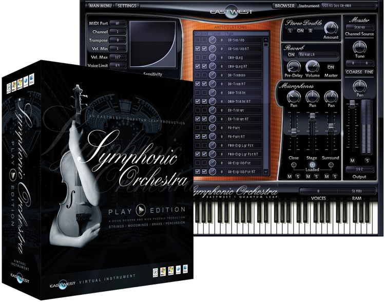 Symphonic.Orchestra.Silver.Edition keygen