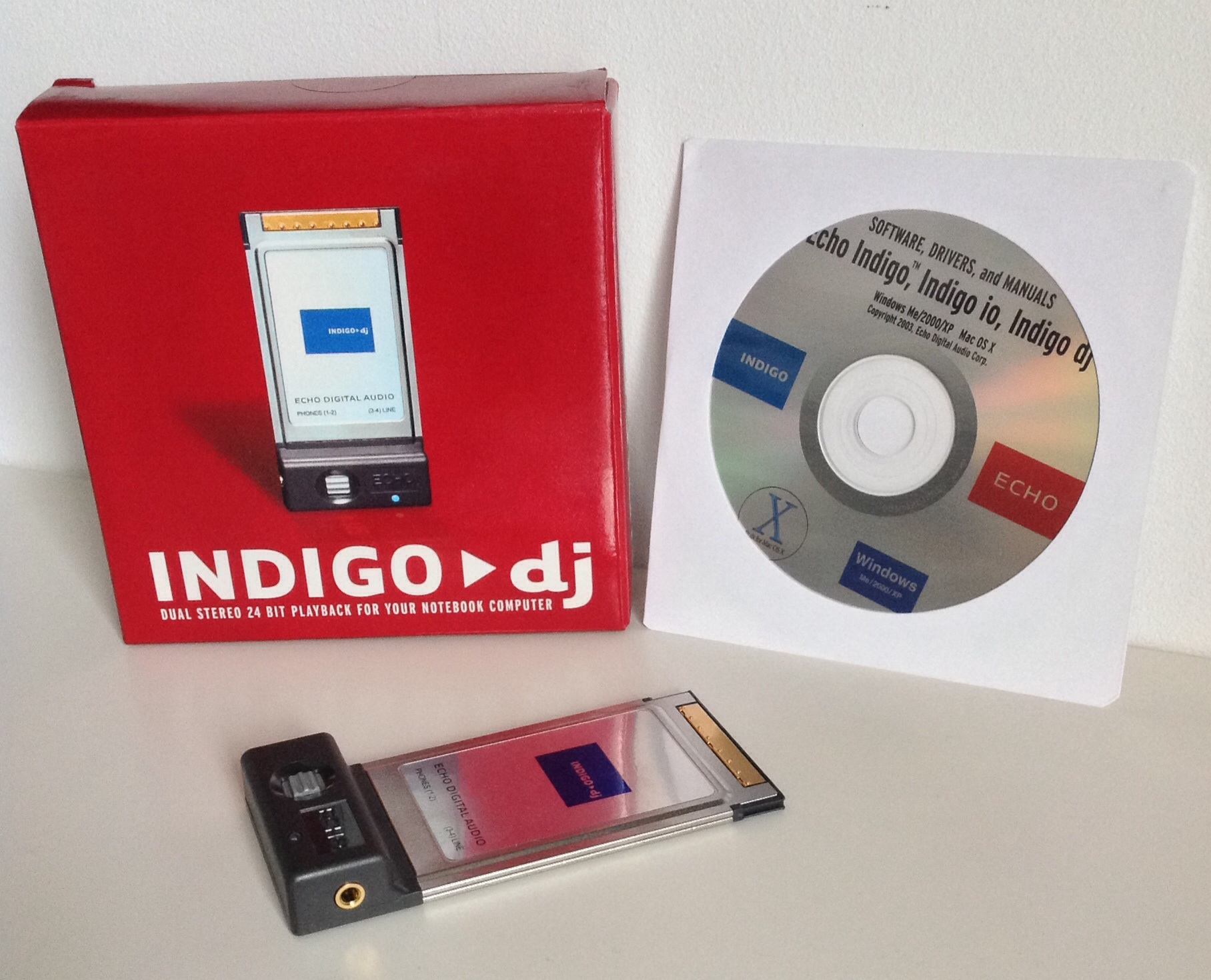 ECHO DIGITAL AUDIO CORPORATION INDIGO DJ DRIVERS FOR WINDOWS