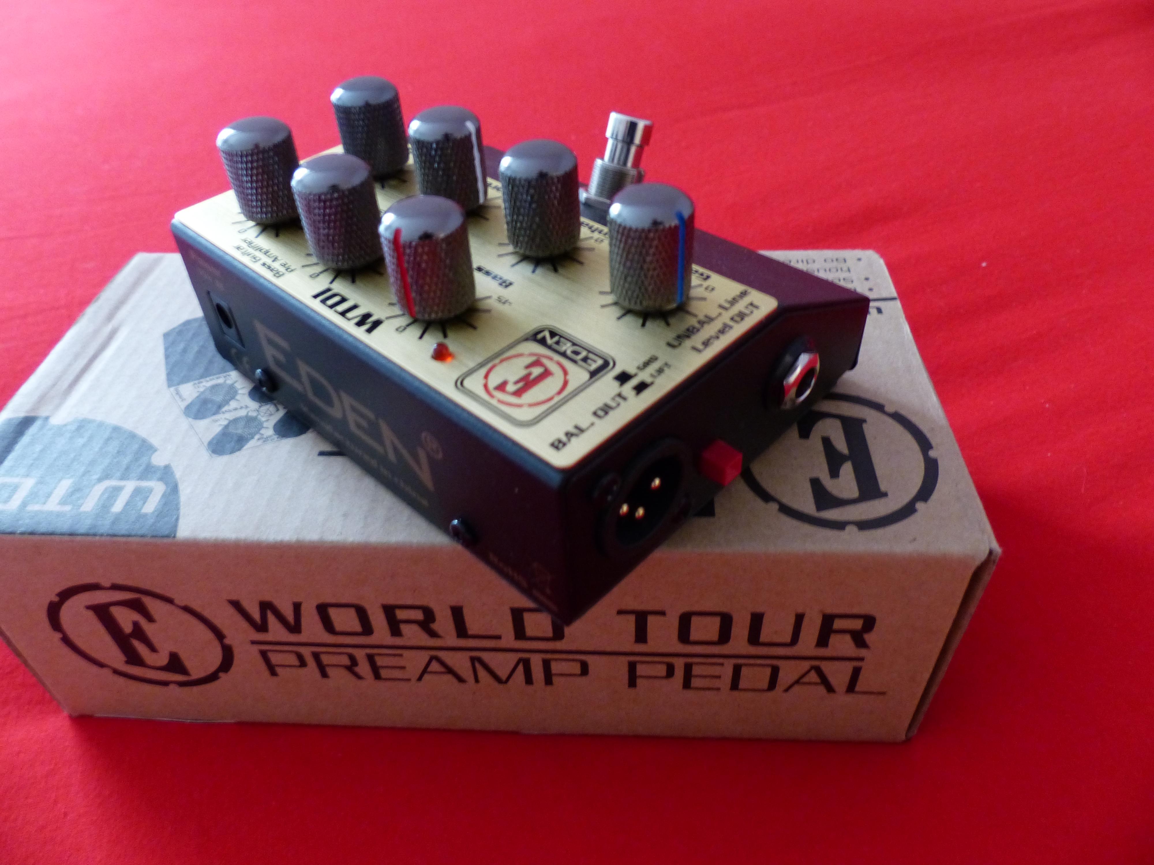 eden bass amplification wtdi direct box preamp image 1696941 audiofanzine. Black Bedroom Furniture Sets. Home Design Ideas