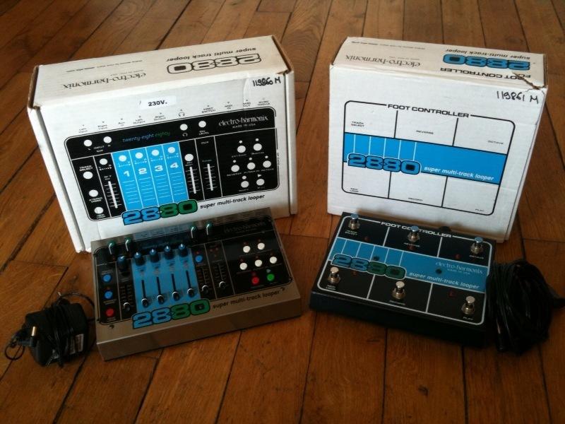 Photo Electro-Harmonix 2880 : Electro-Harmonix 2880 super multi ...