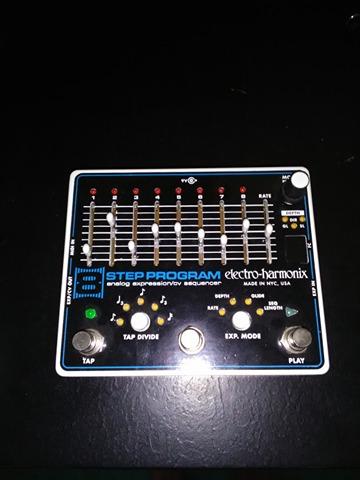 Electro-Harmonix 8 Step Program - Sound on Sound