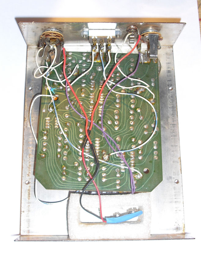 Bad Stone Mk2 Electro Harmonix Bad Stone Mk2 Audiofanzine