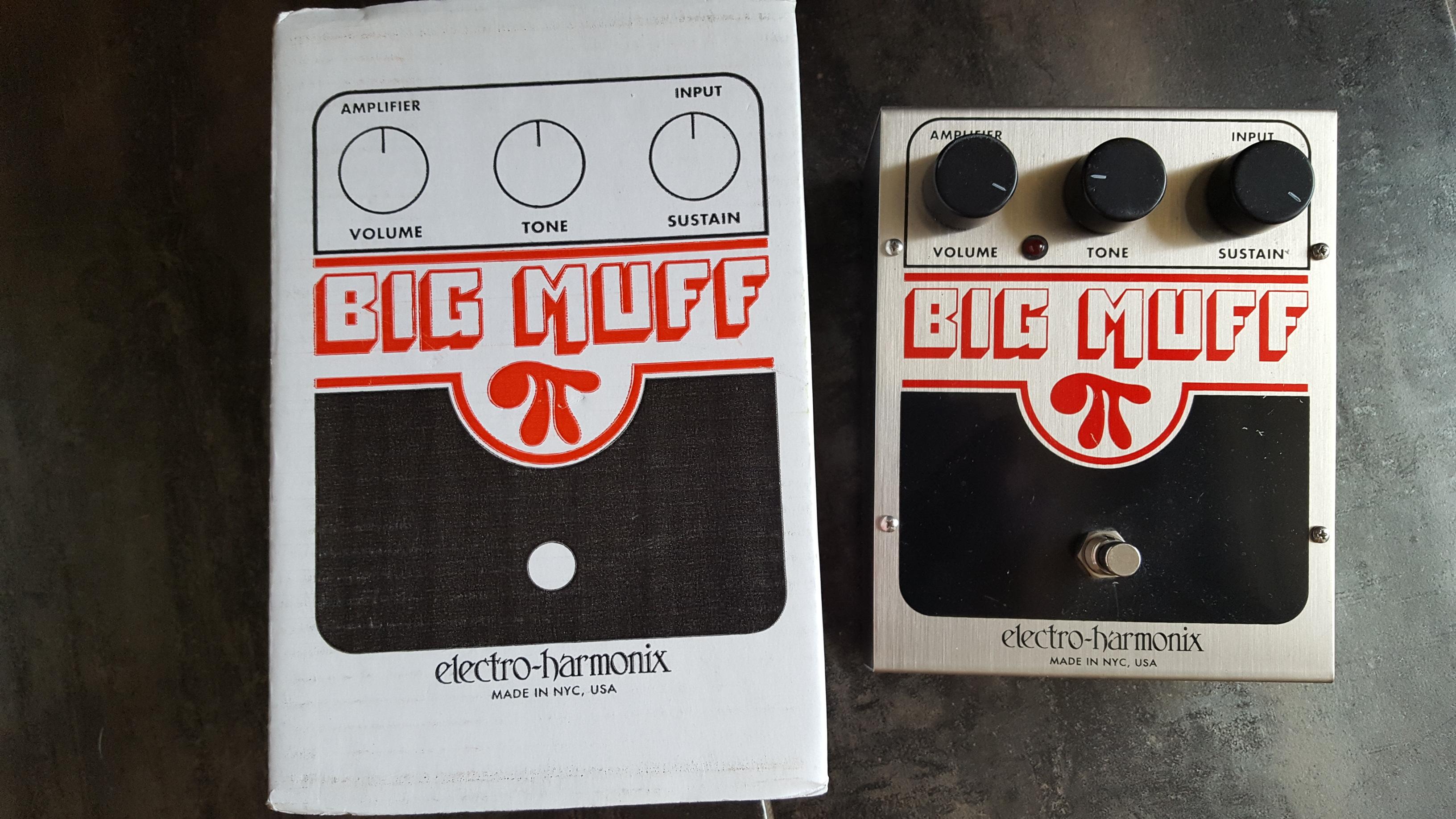 electro harmonix big muff pi image 1456825 audiofanzine. Black Bedroom Furniture Sets. Home Design Ideas