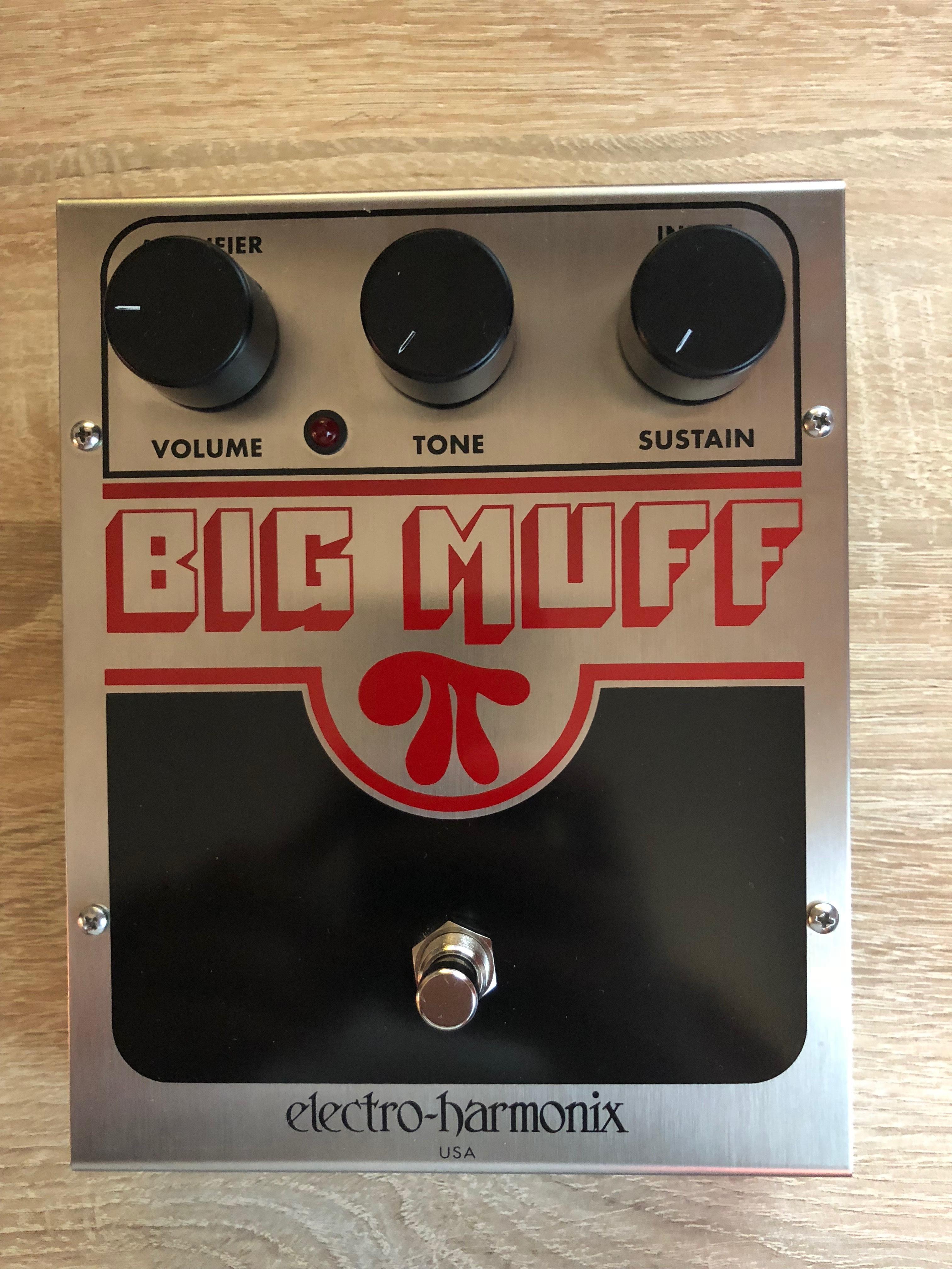 Russian big muff pi