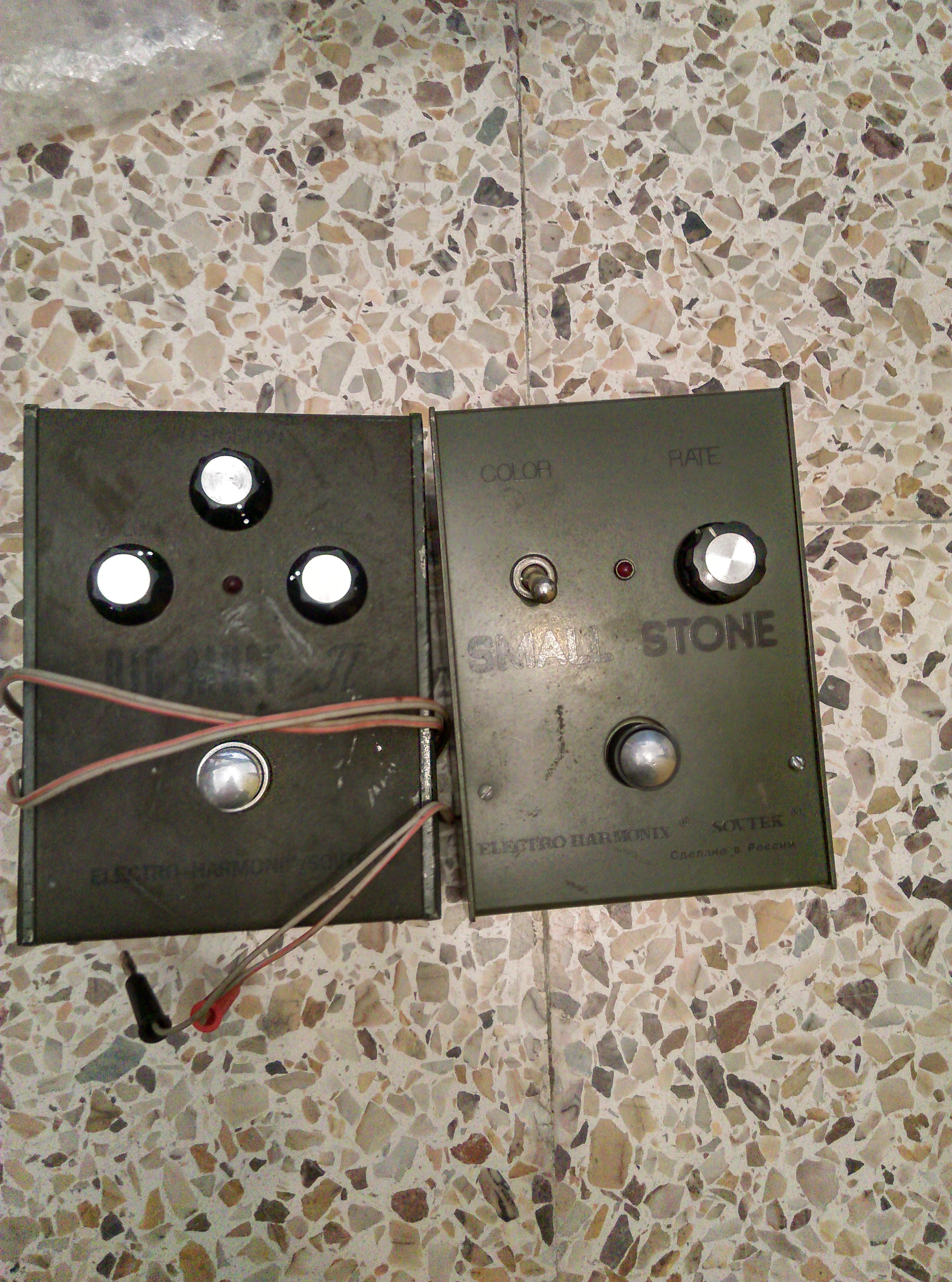 deluxe octave multiplexer electro harmonix audiofanzine. Black Bedroom Furniture Sets. Home Design Ideas