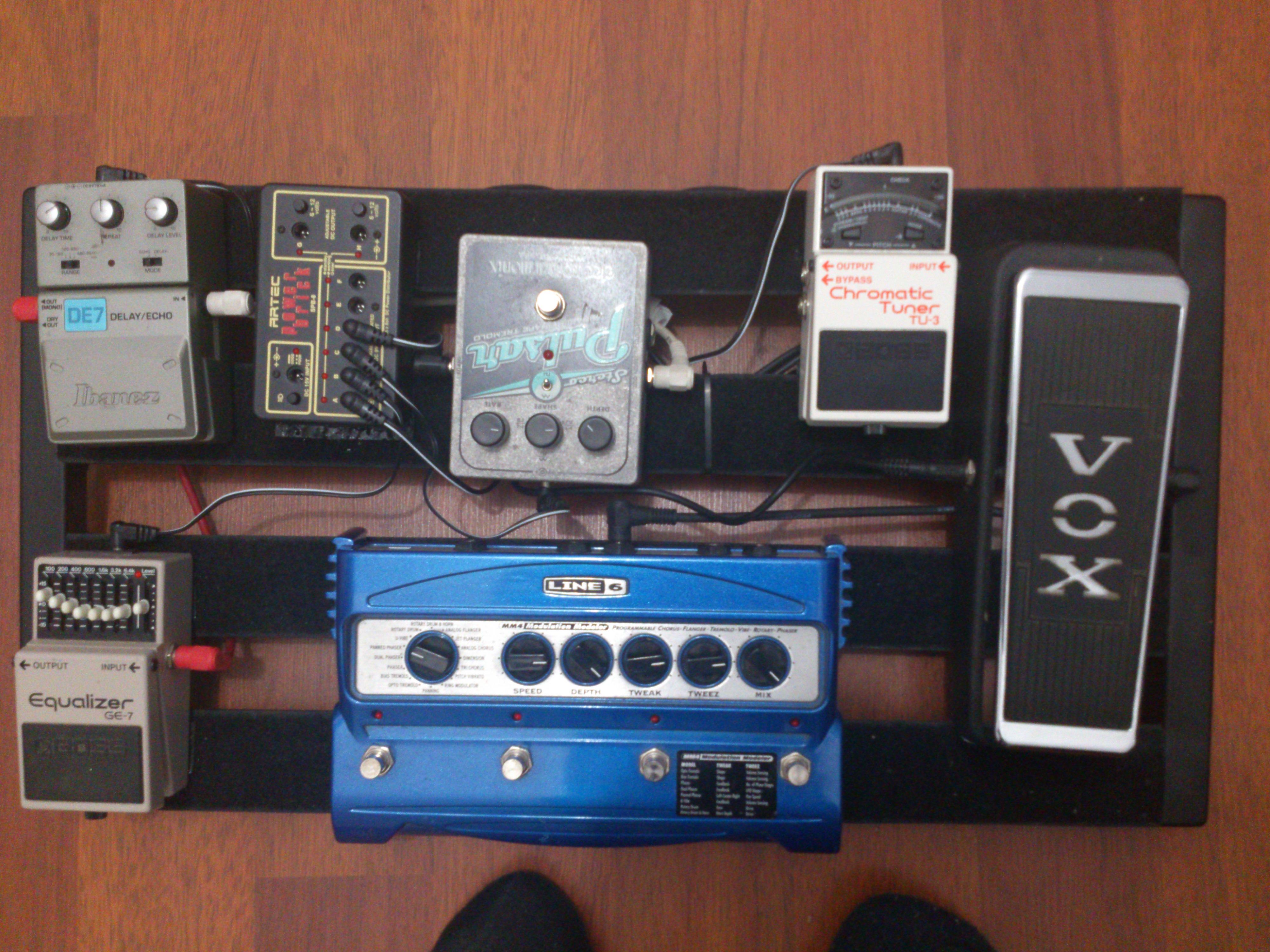 electro harmonix pulsar image 510268 audiofanzine. Black Bedroom Furniture Sets. Home Design Ideas