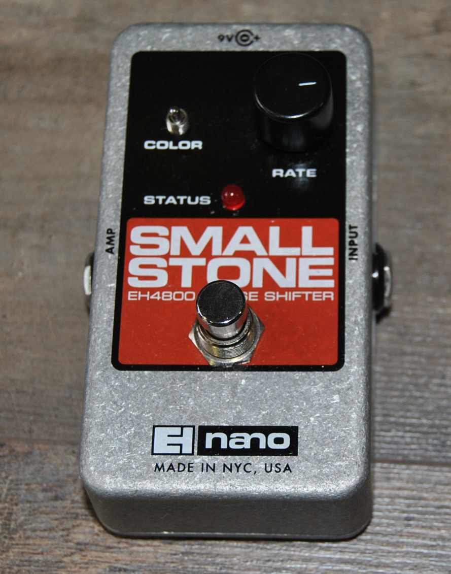 small stone nano electro harmonix small stone nano audiofanzine. Black Bedroom Furniture Sets. Home Design Ideas
