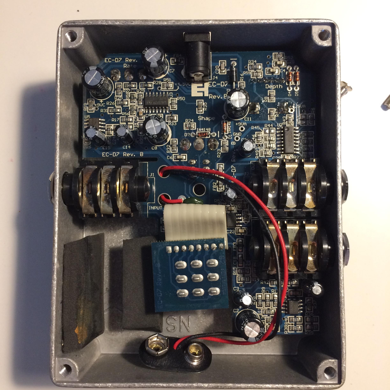 photo electro harmonix stereo pulsar electro harmonix stereo pulsar 95119 1993527. Black Bedroom Furniture Sets. Home Design Ideas