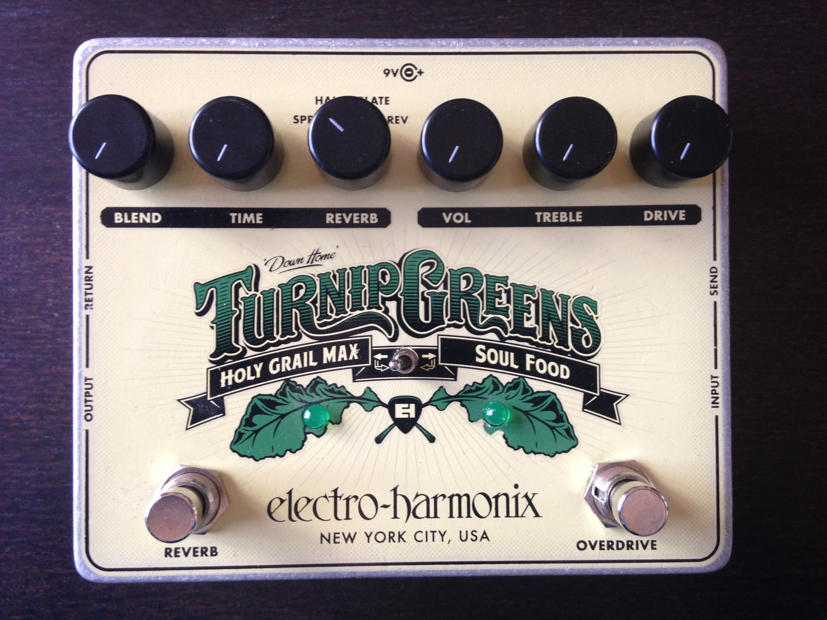 electro harmonix soul food manual