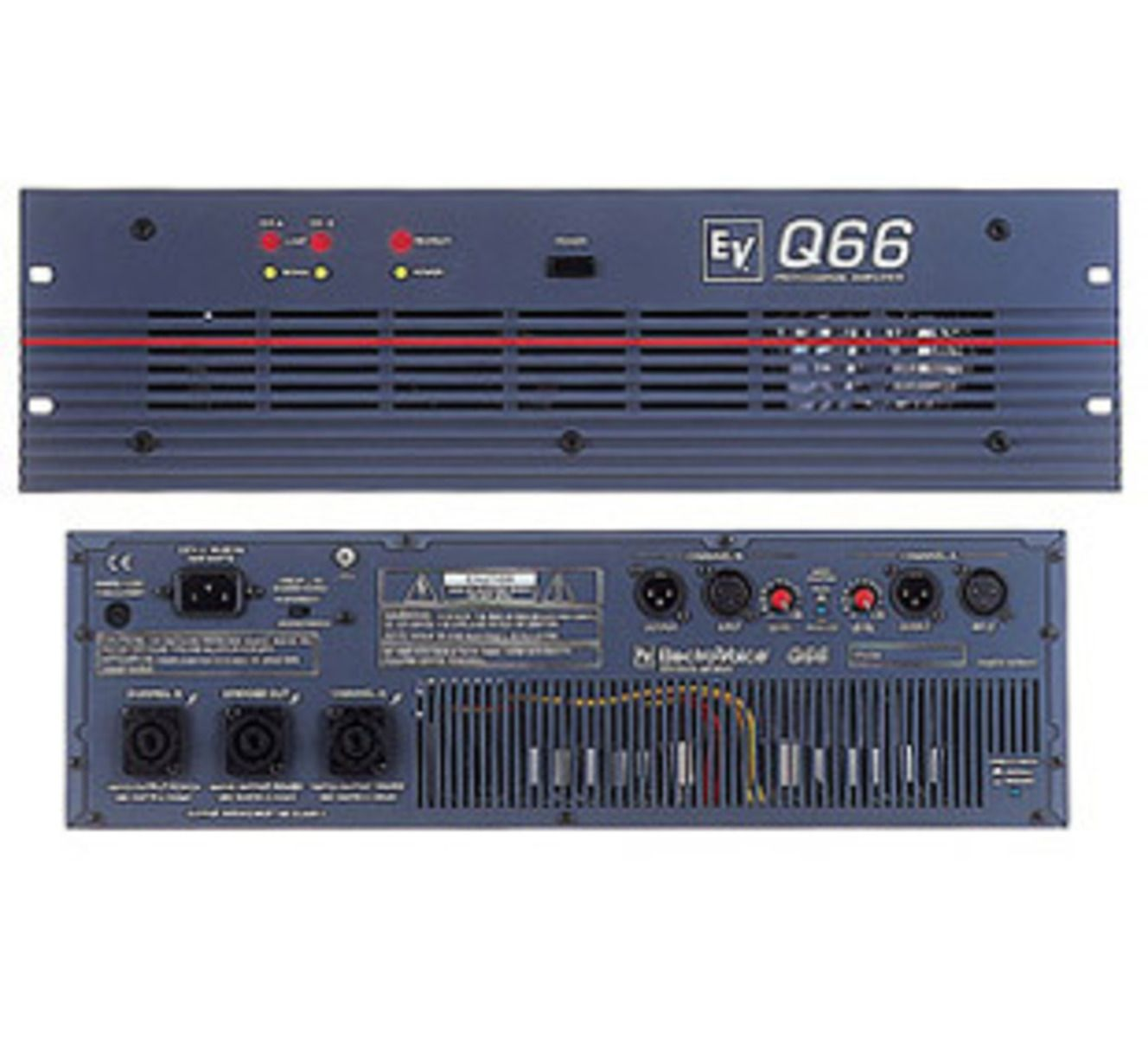 ampli sono electro voice