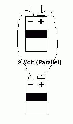 astuce passage en 18 volts installation d 39 une seconde pile audiofanzine. Black Bedroom Furniture Sets. Home Design Ideas