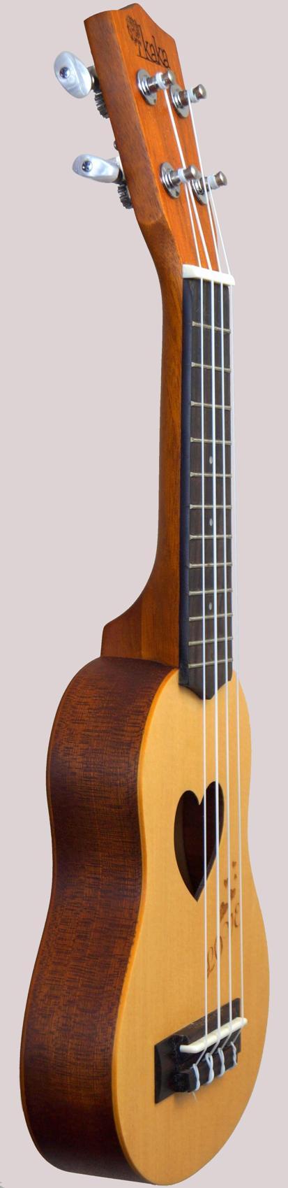 Kaka baby love ukulele
