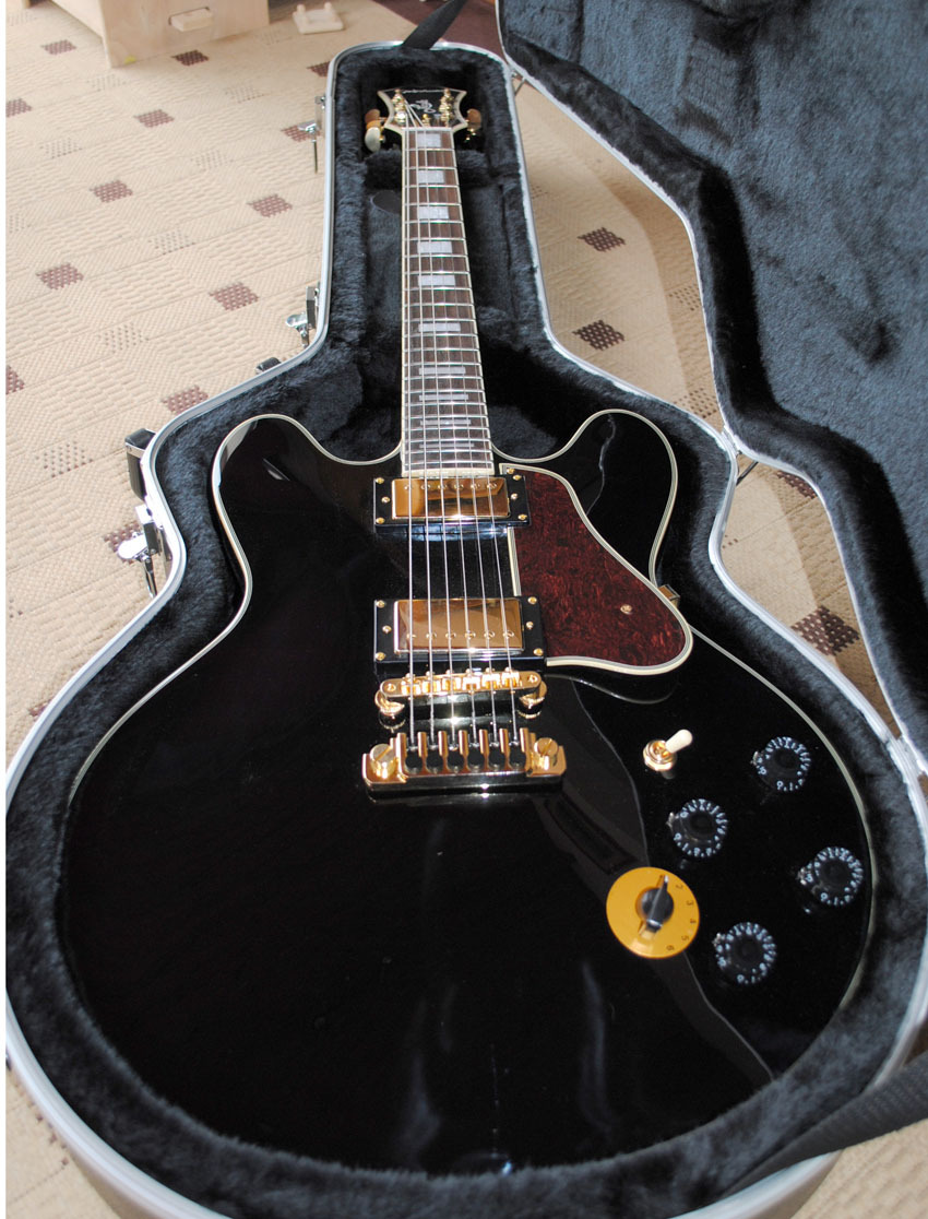 epiphone bb king lucille review