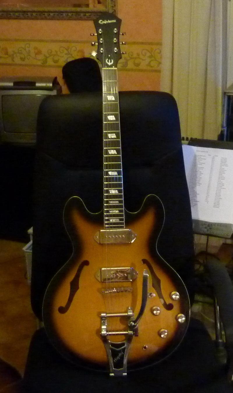 Epiphone casino electric guitar 15