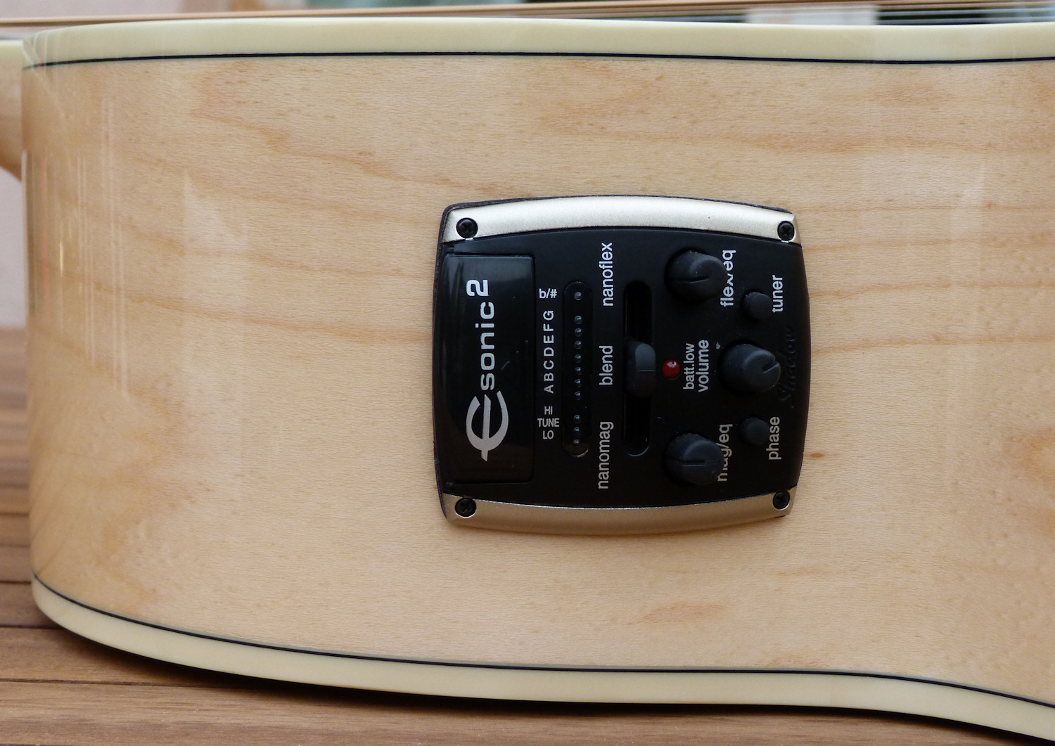 Epiphone Ej Ce Natural Review