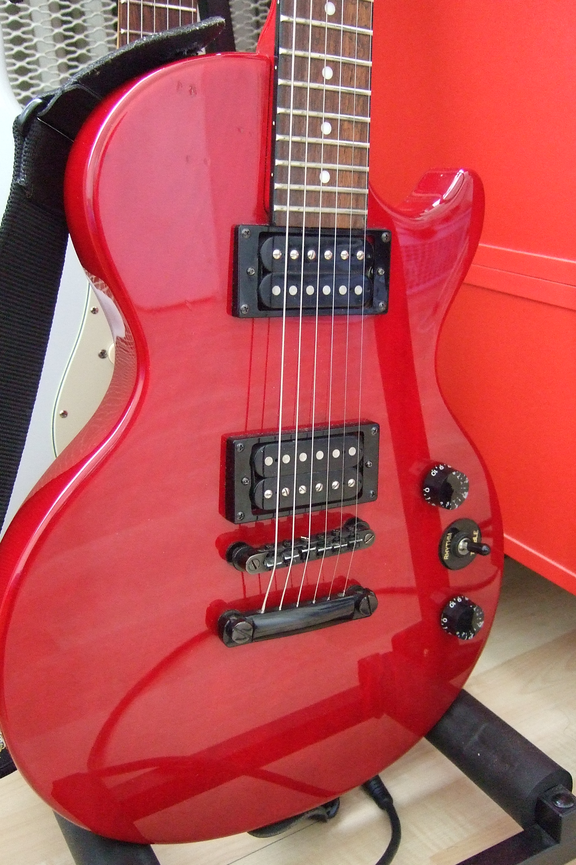 Epiphone Les Paul Special Ii Upgrade File Ug Community Wiring Question Wine Red Image 352050 Audiofanzine