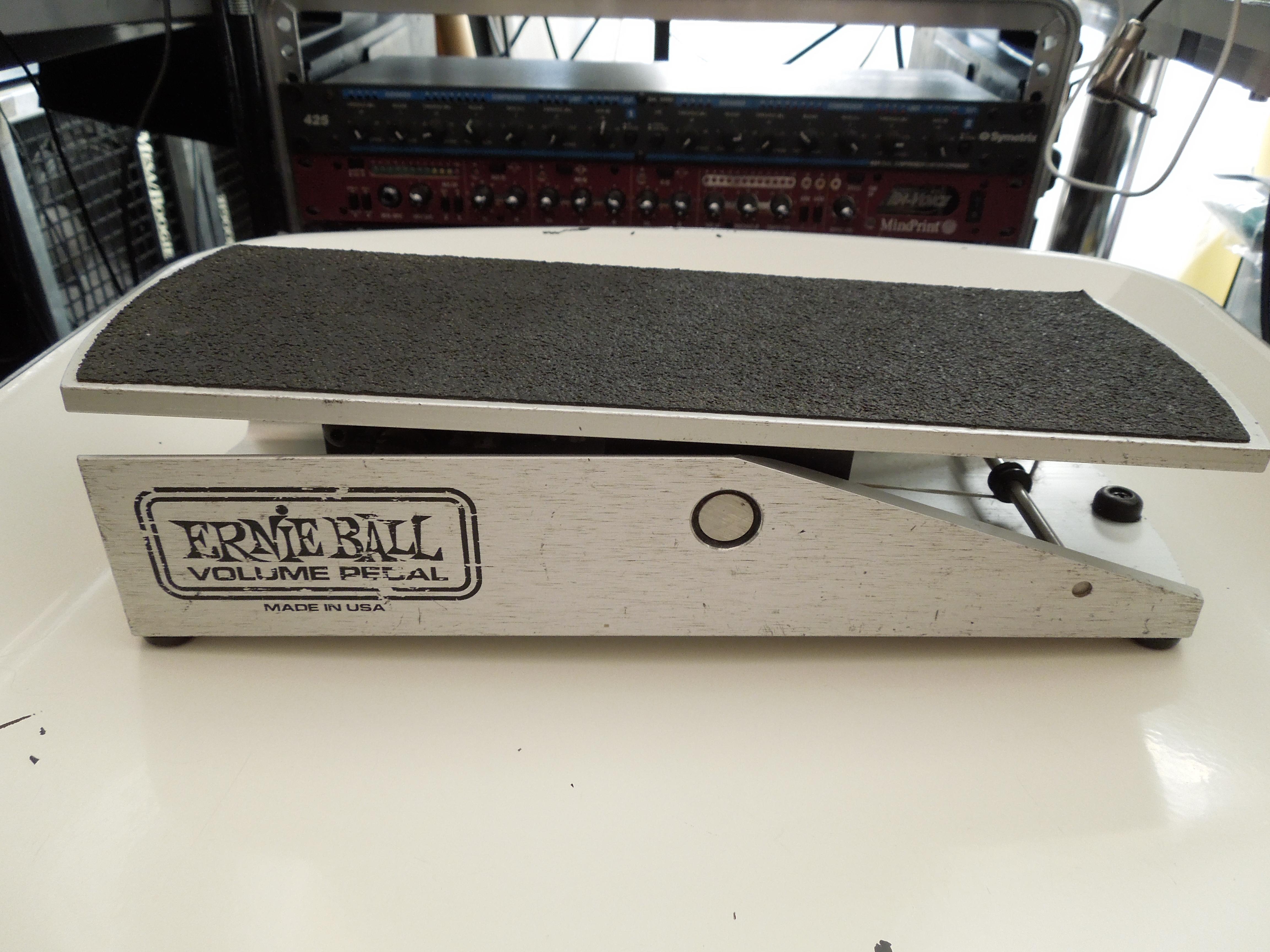 Ernie Ball 6166 : ernie ball 6166 250k mono volume pedal for use with passive electronics image 472281 ~ Russianpoet.info Haus und Dekorationen