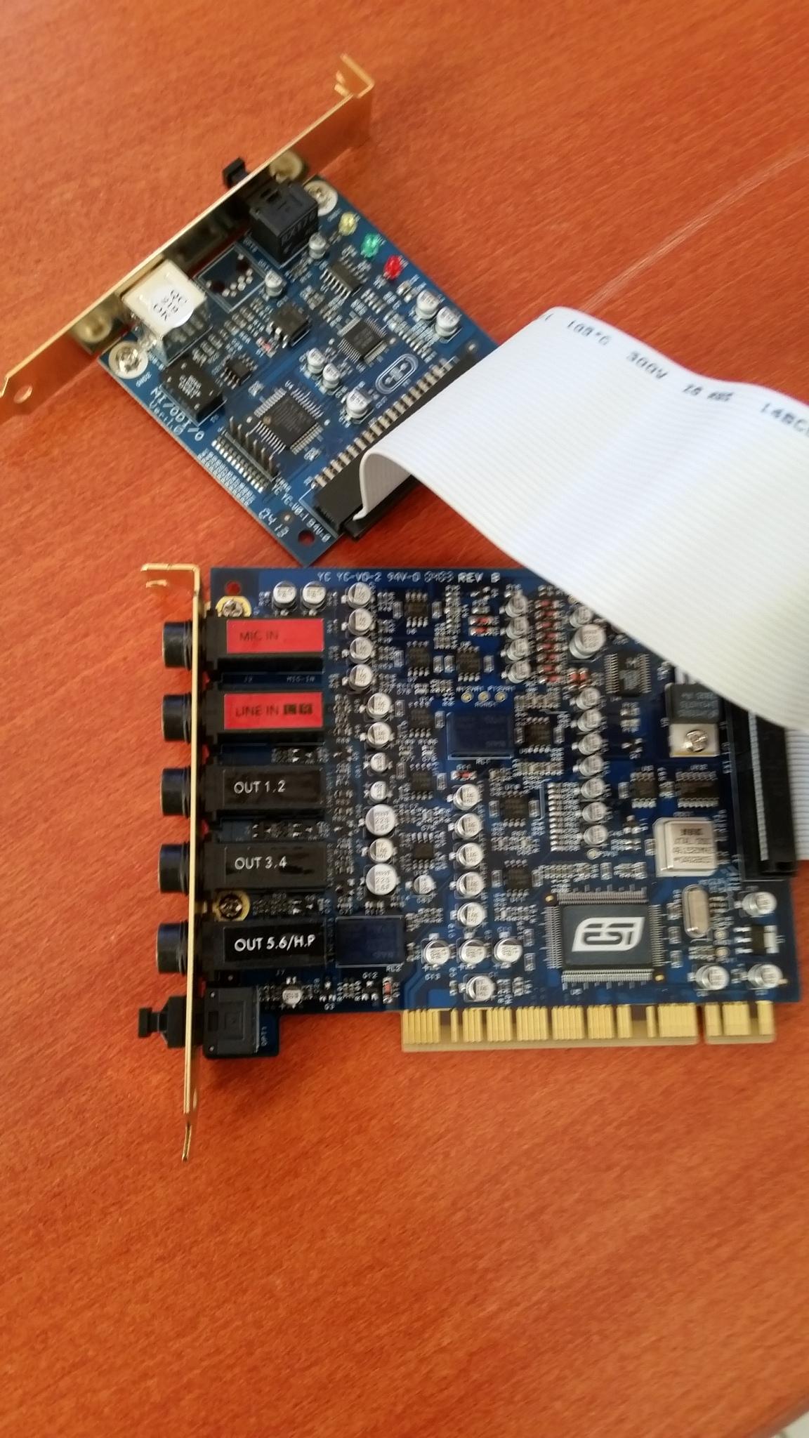 ESI Waveterminal 192 Audio