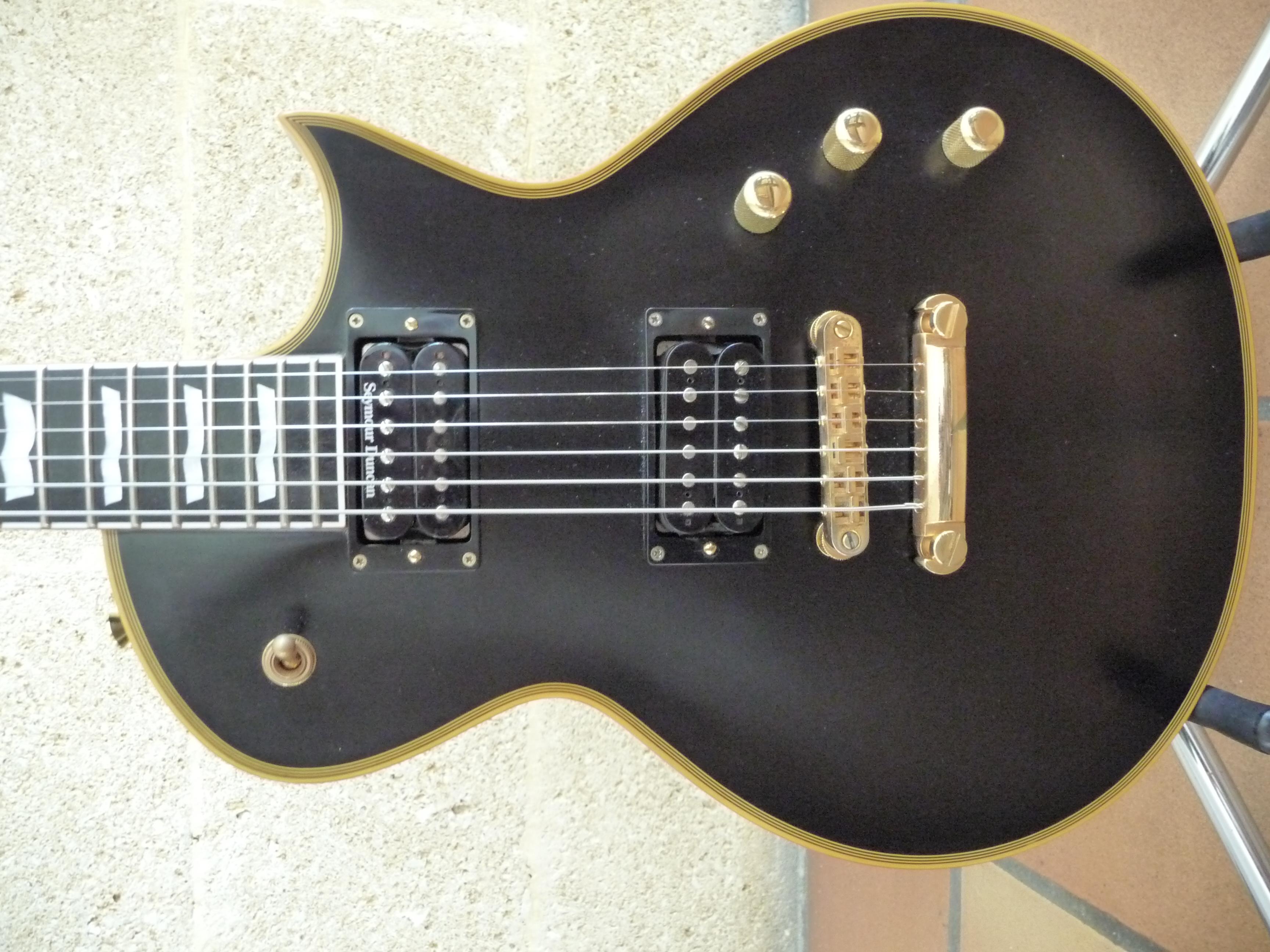 Guitarra Esp Eclipse - Guitarras en Mercado Libre Chile