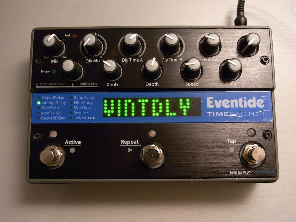 eventide timefactor image 61422 audiofanzine rh en audiofanzine com eventide timefactor user presets Eventide TimeFactor Review