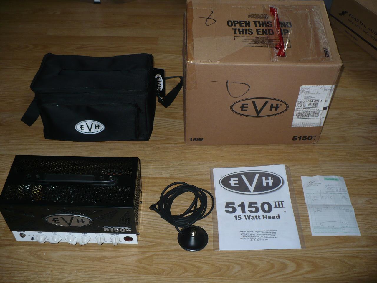 evh 5150 iii lbx manual