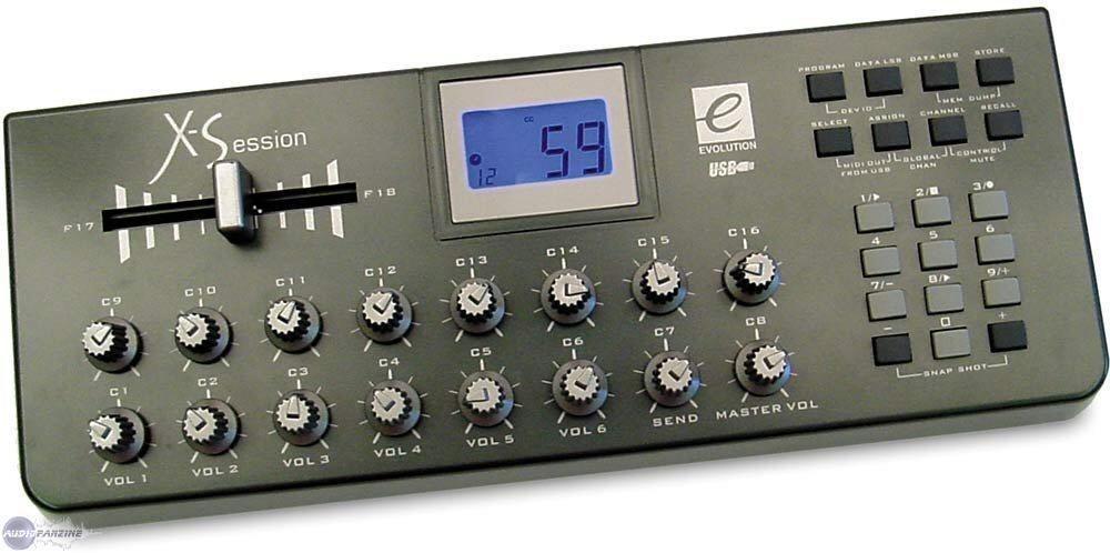 m audio keystation 49e manual