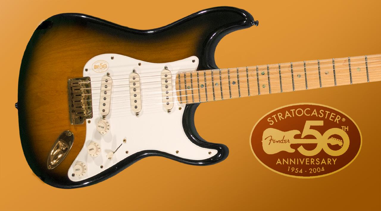50th Anniversary Fender Stratocaster Schematics Wiring 60th Diagram 2004 Image 977957 1954
