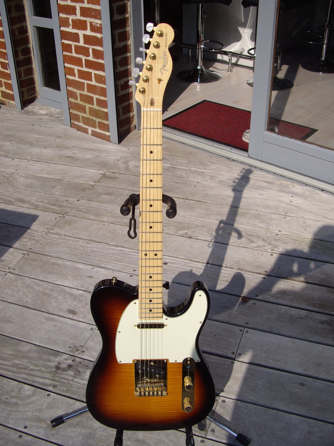 fender 60th anniversary american telecaster 2006 image 402829 audiofanzine. Black Bedroom Furniture Sets. Home Design Ideas