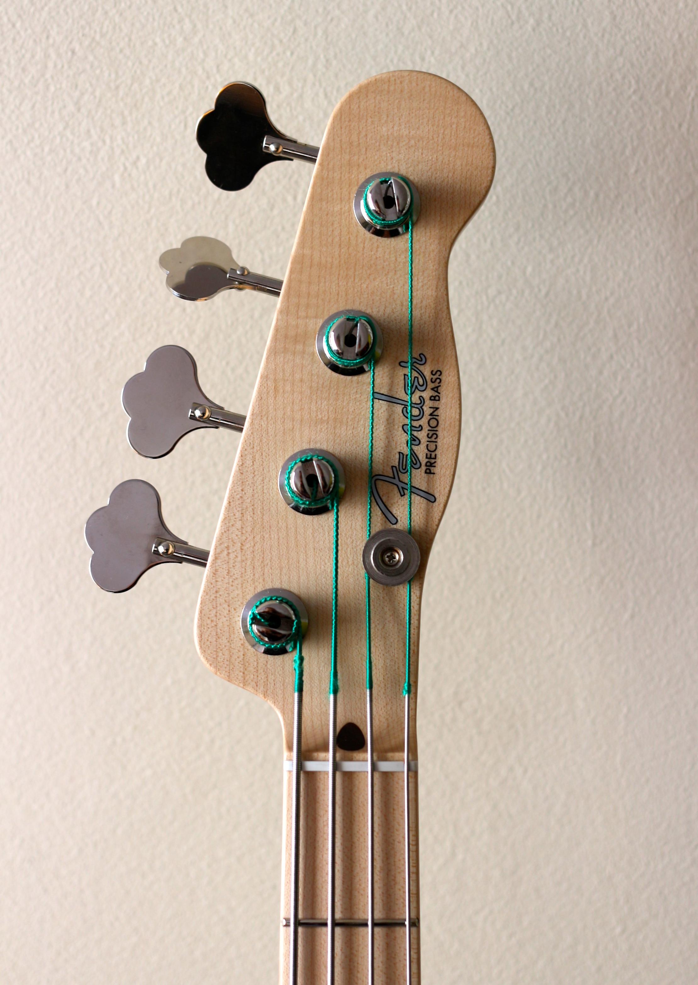 9050 stainless flatwound bass strings fender audiofanzine. Black Bedroom Furniture Sets. Home Design Ideas
