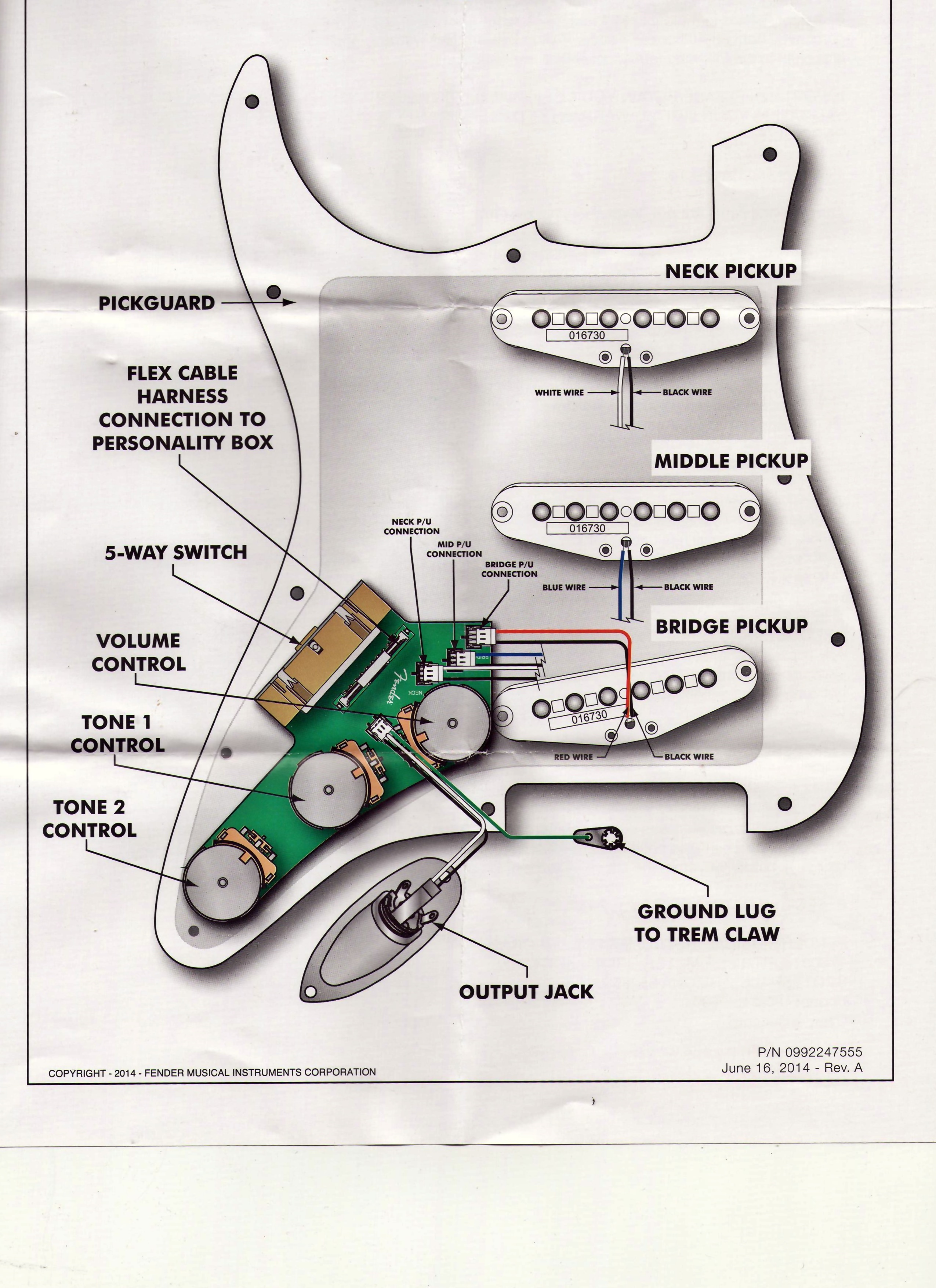 fender american select solderless strat pickups image 1720316 audiofanzine. Black Bedroom Furniture Sets. Home Design Ideas