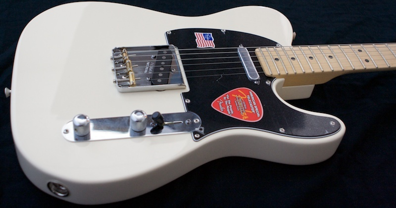 Fender American Special Telecaster Review : Made in the USA ...