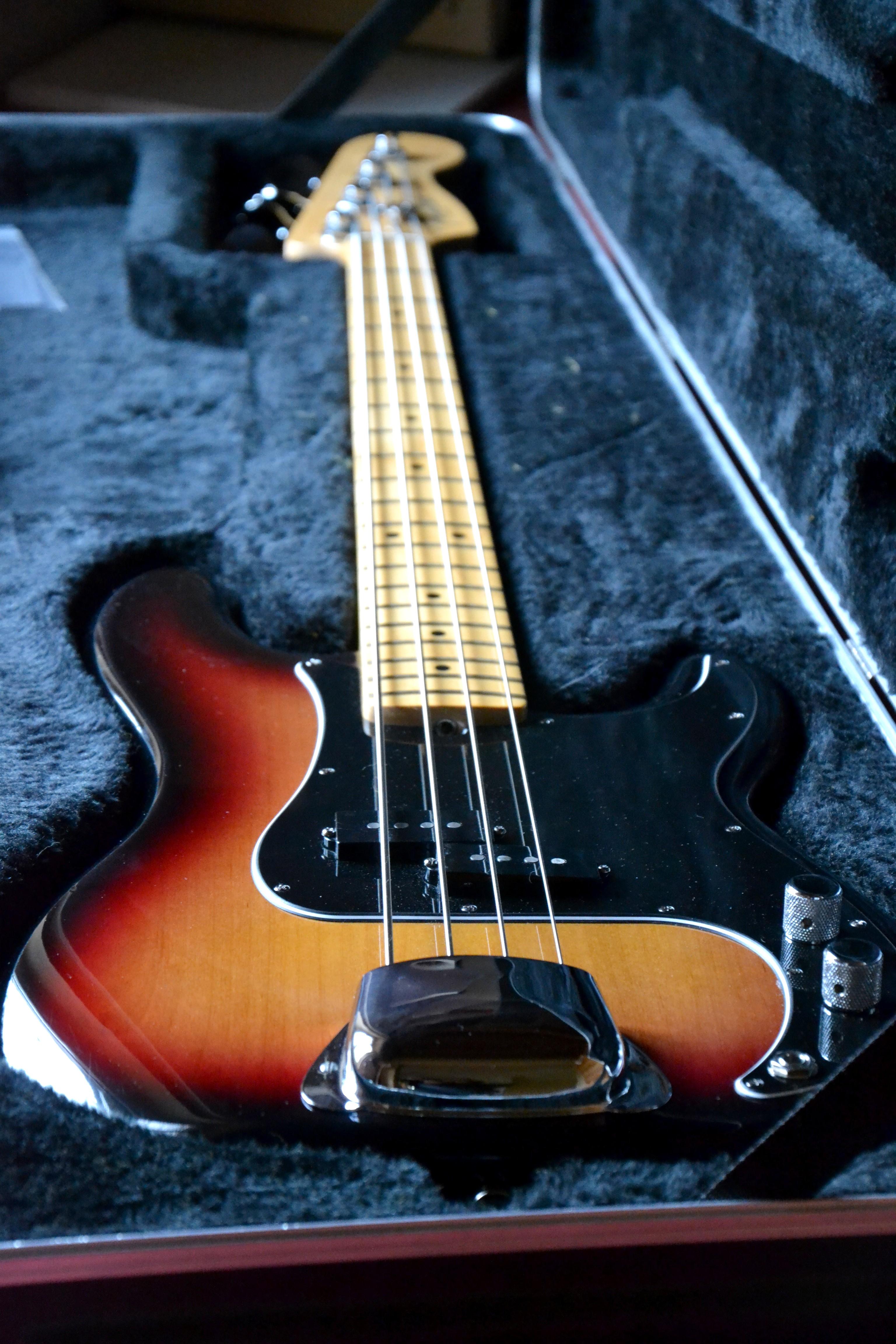Fender American Standard Precision Bass [2008-2012] image (#481767 ...
