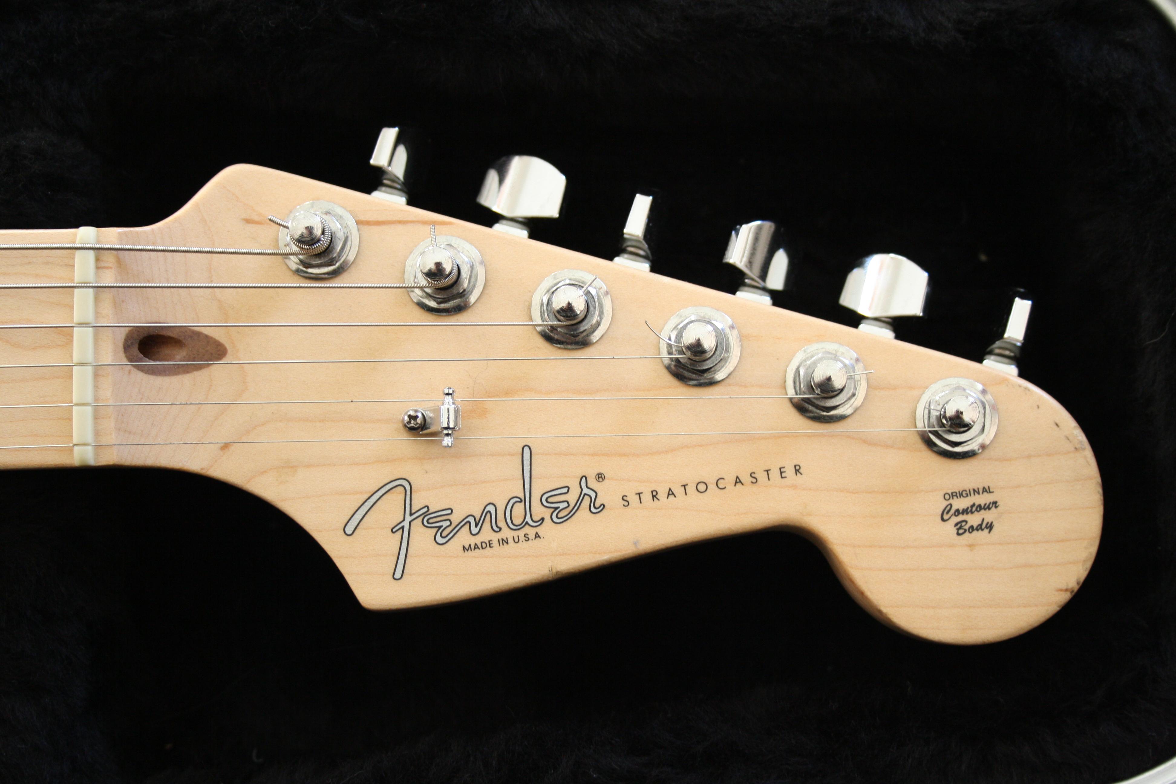 fender american standard stratocaster 2008 2012 image 479014 audiofanzine. Black Bedroom Furniture Sets. Home Design Ideas