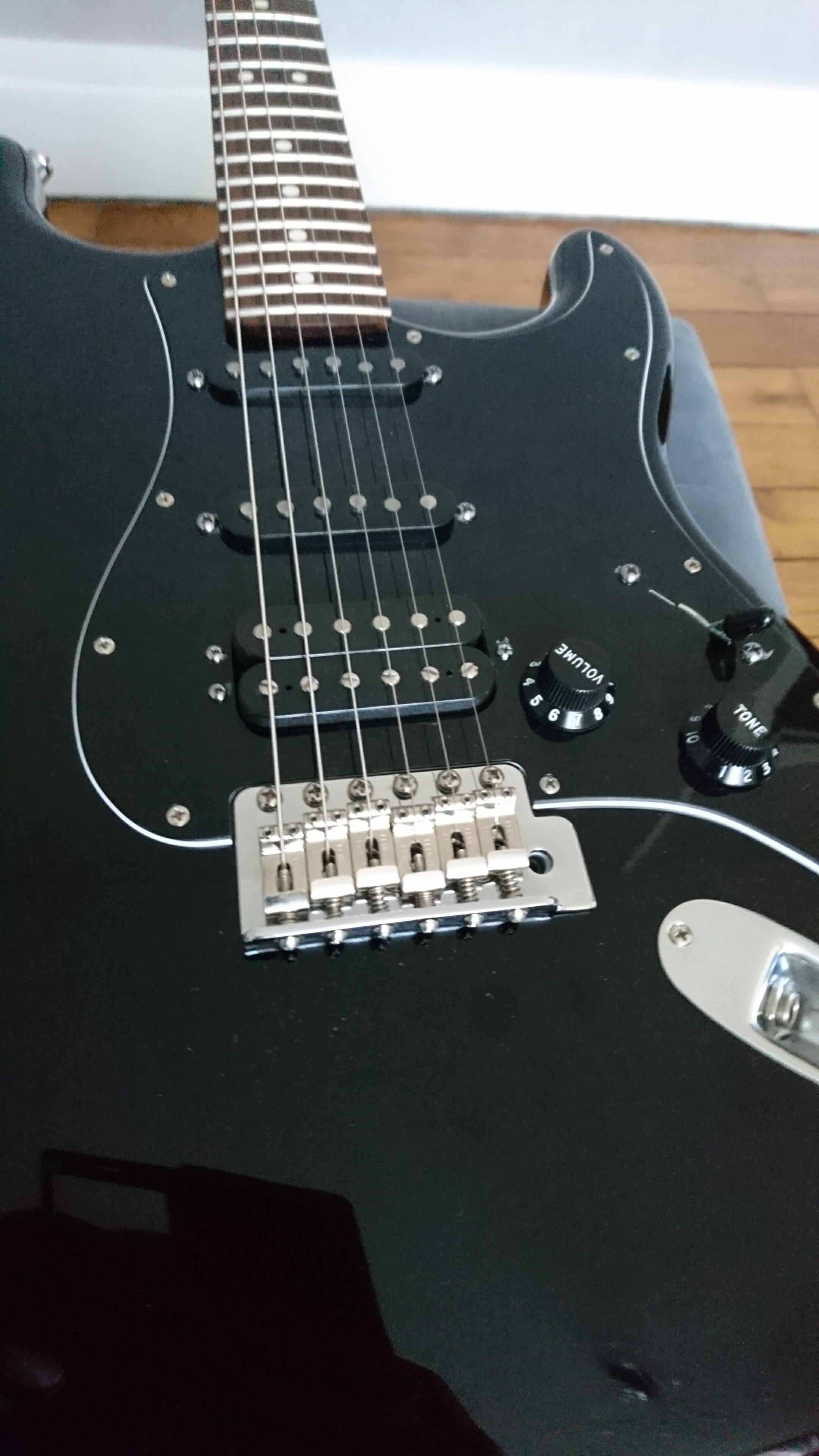 American Standard Stratocaster Hss 2008 2012 Fender