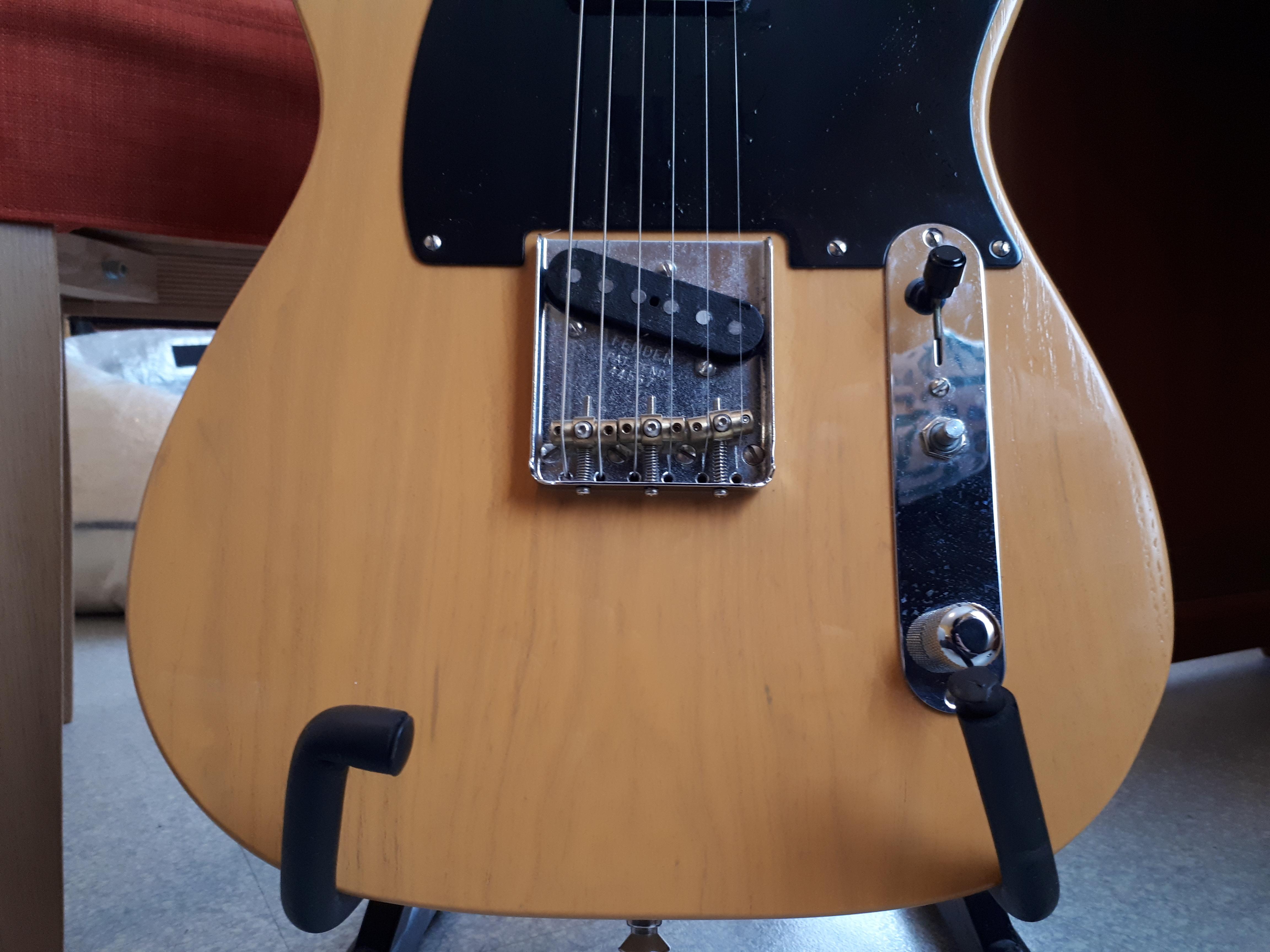 American Vintage  U0026 39 52 Telecaster  1998-2012  Fender