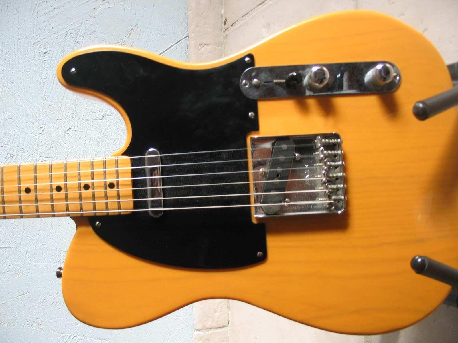 Fender American Vintage 52 Telecaster - Butterscotch
