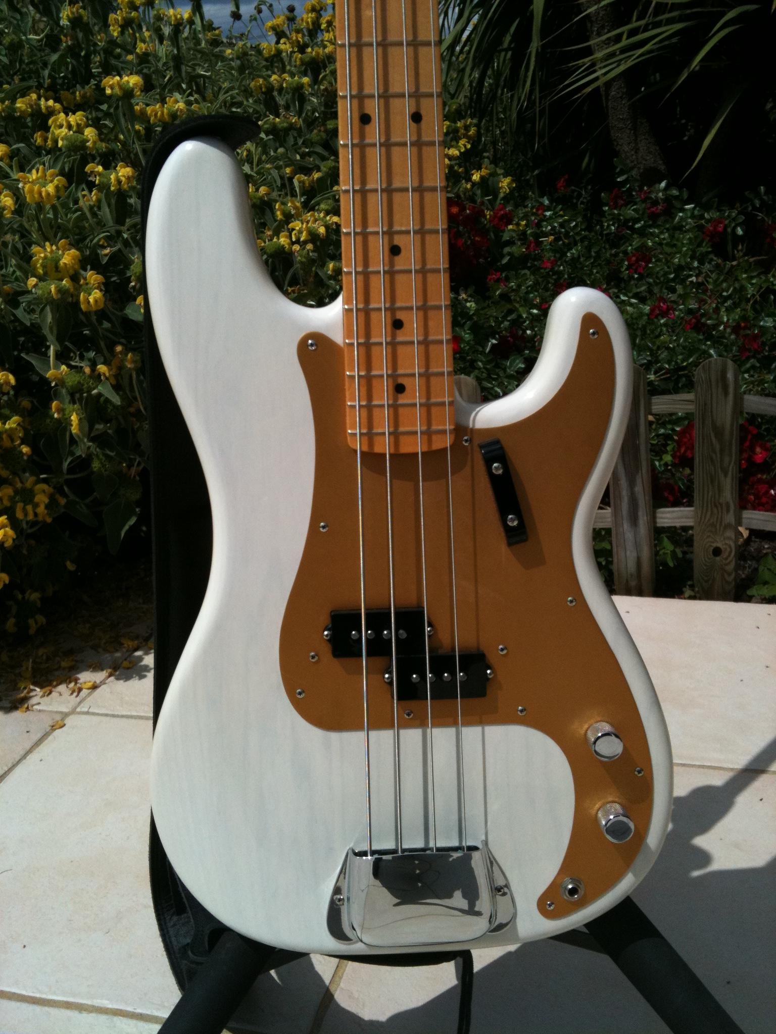 fender american vintage 39 57 precision bass image 344825 audiofanzine. Black Bedroom Furniture Sets. Home Design Ideas