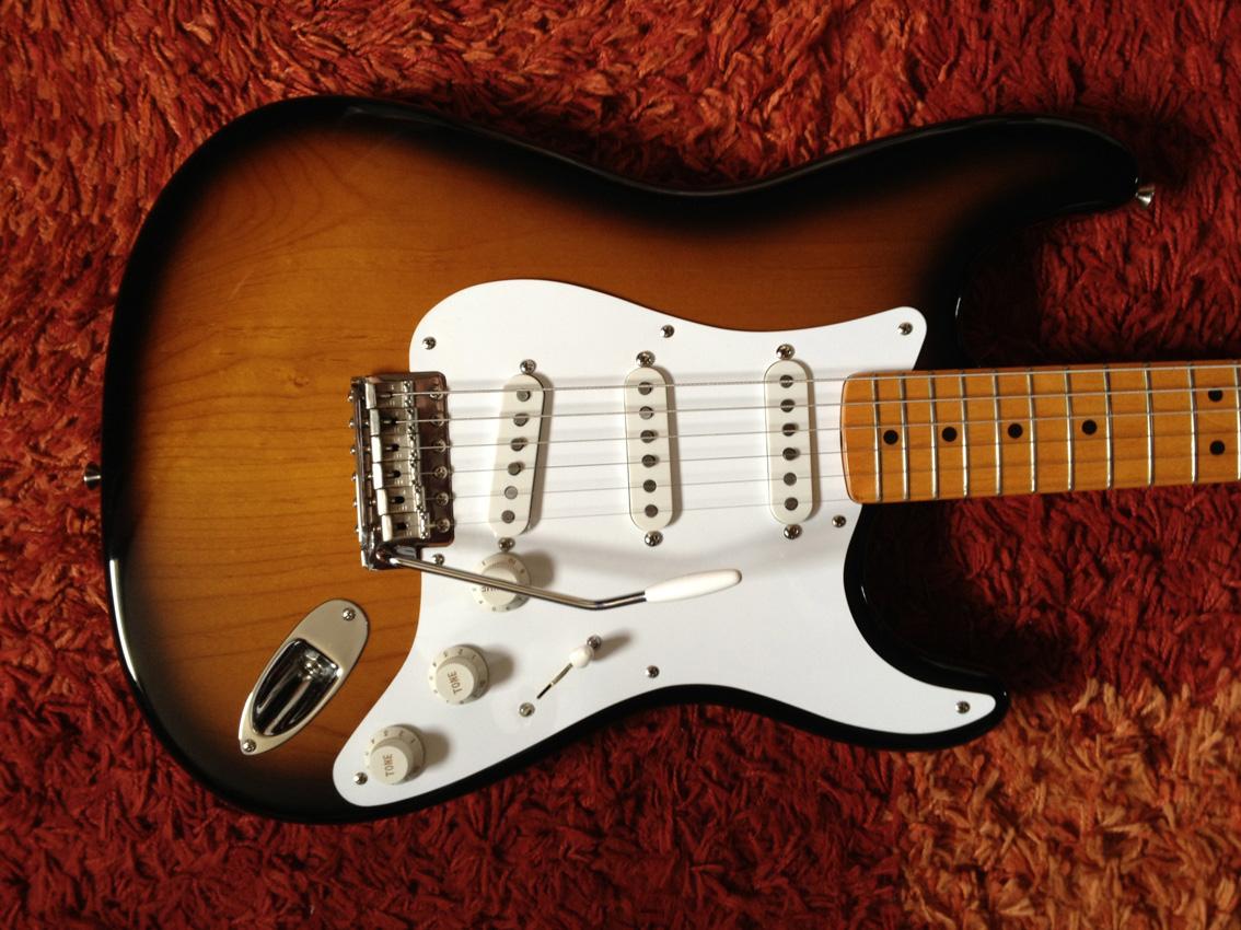Fender 57 american vintage stratocaster