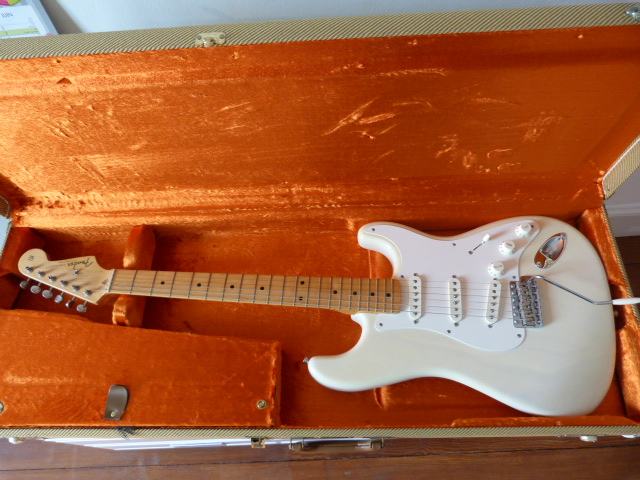 Fender American Vintage 57 Stratocaster eBay