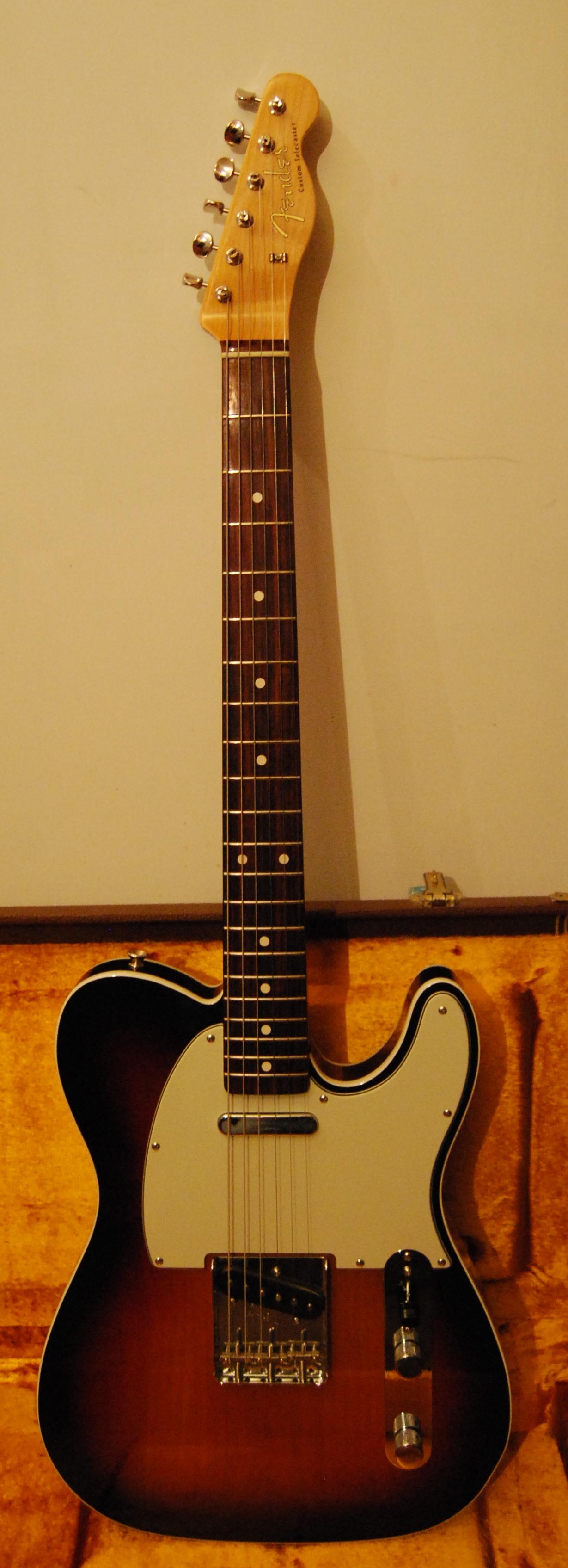 Fender Custom Vintage 26