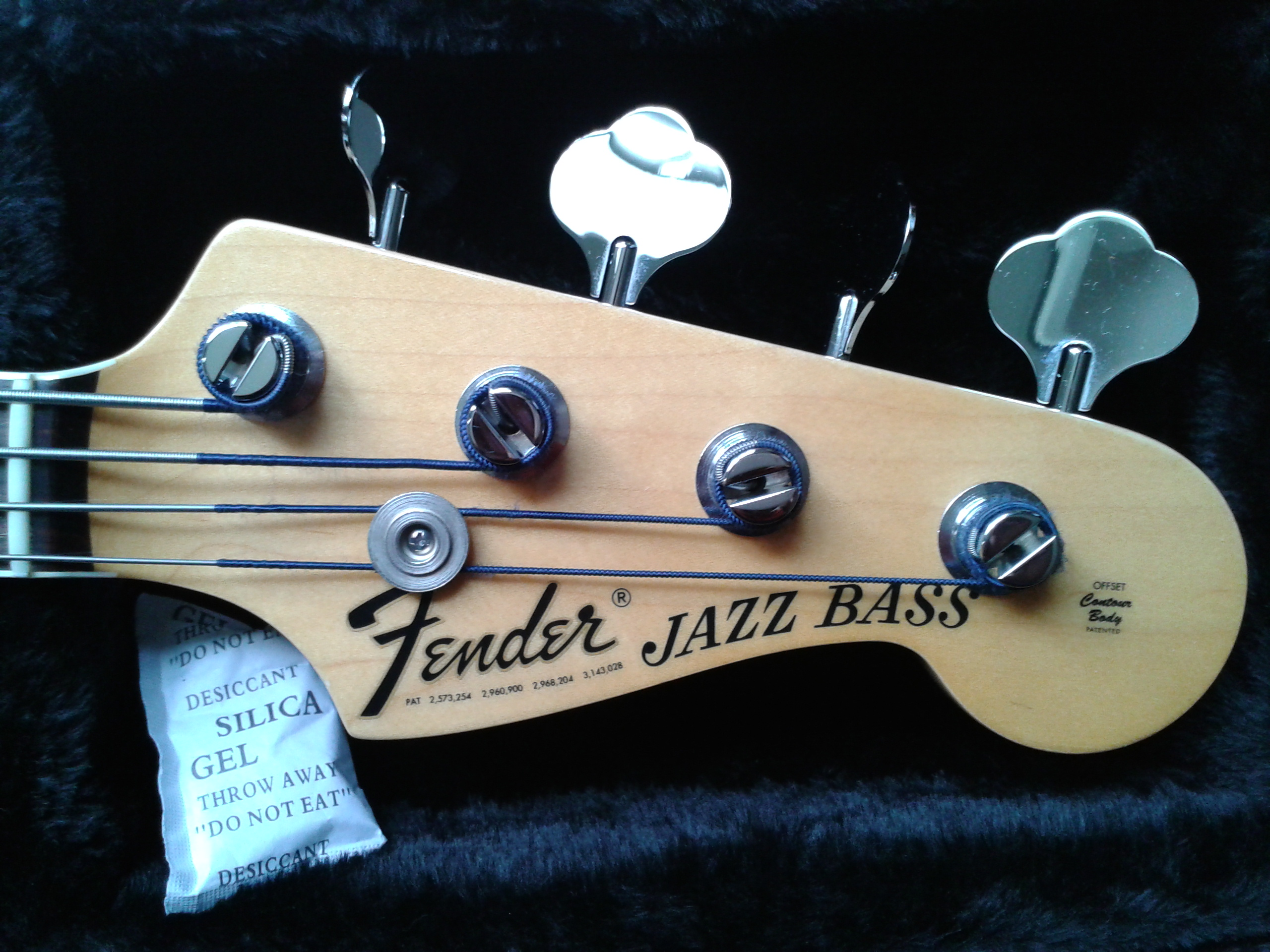 Fender Jazz Bass Wiring Harness - Wiring Solutions