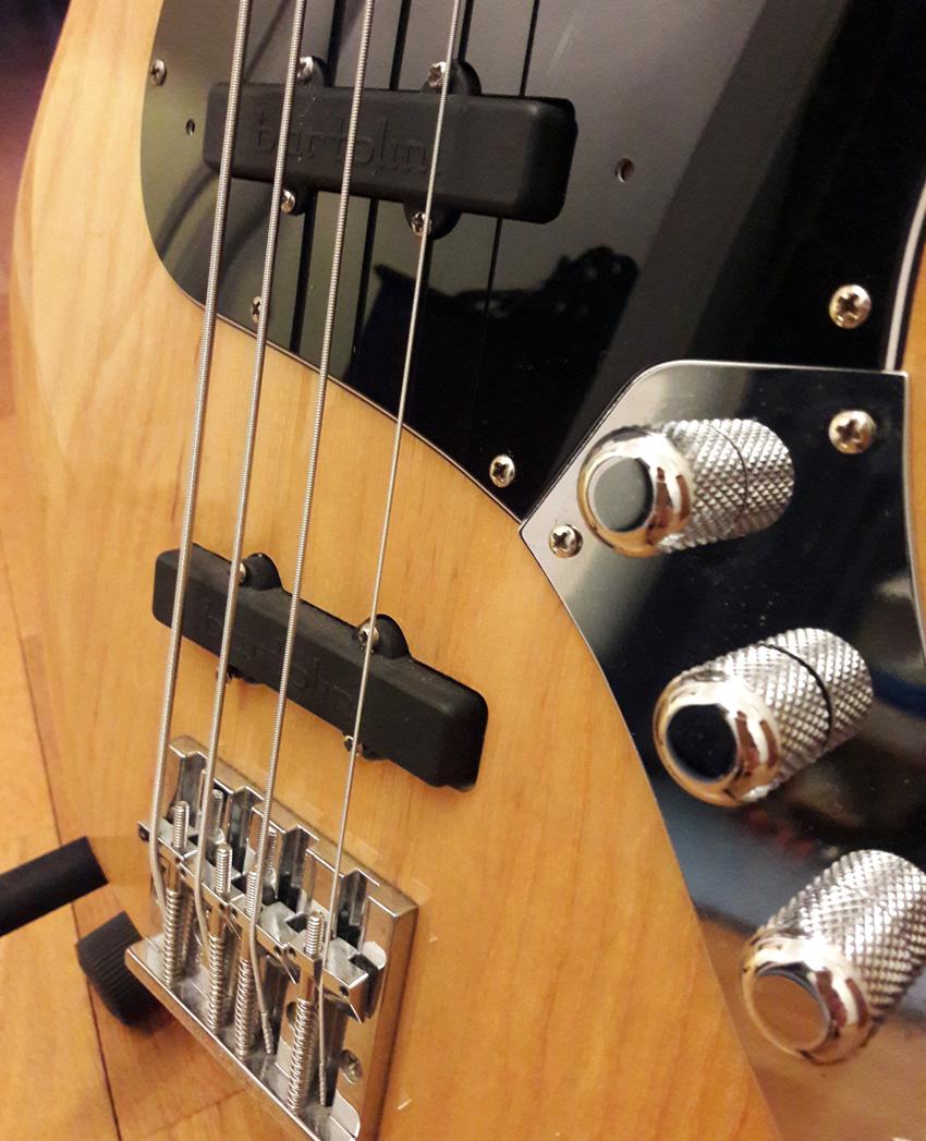 Großzügig Jazz Bass Schaltplan Gitarren Galerie - Der Schaltplan ...