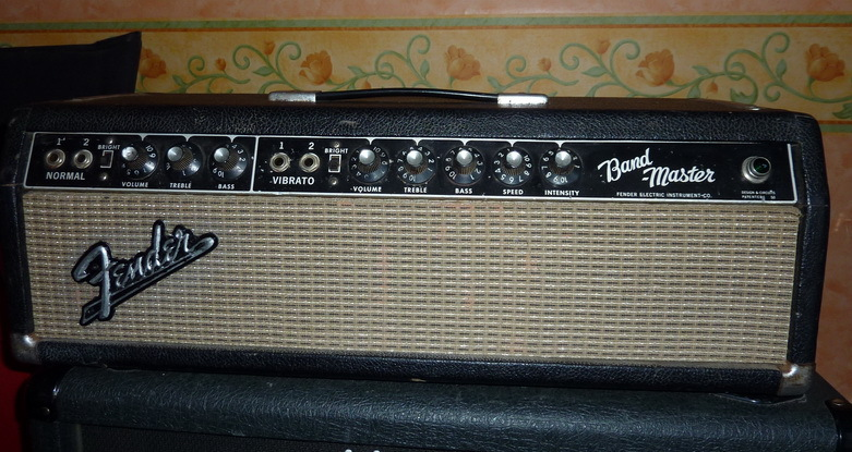 1966 fender bandmaster amp dating 4