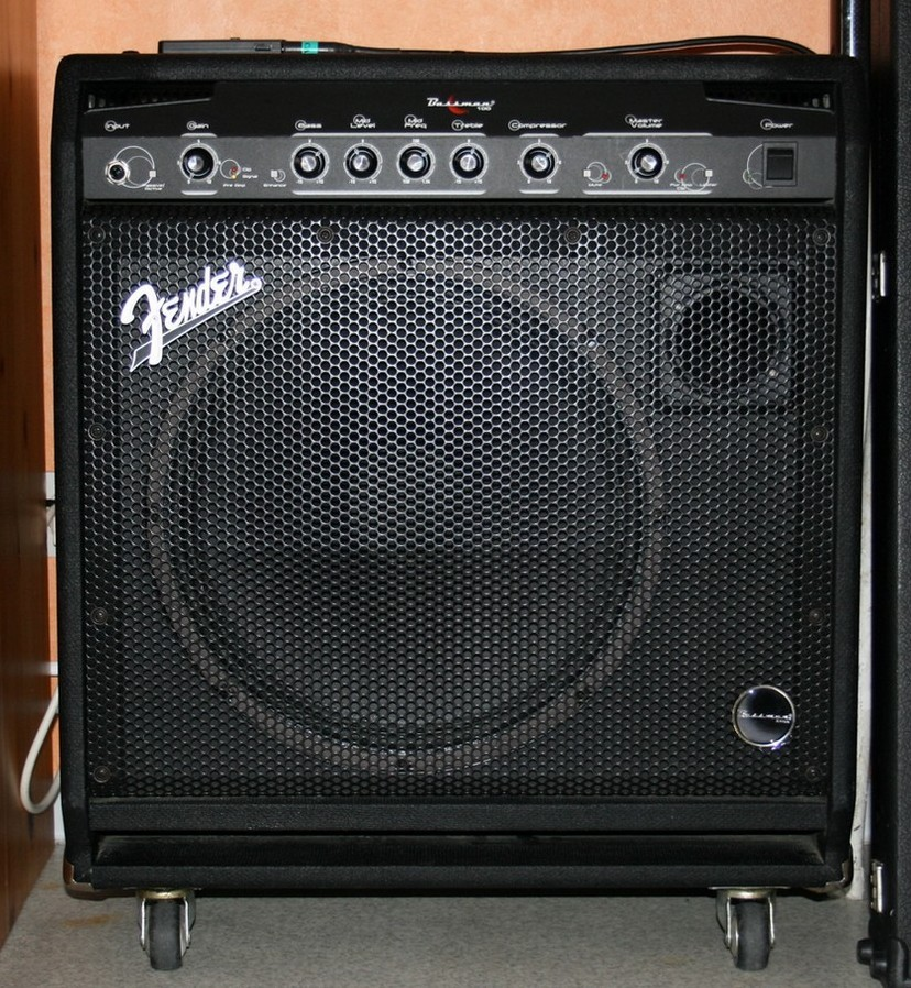 fender bassman 100 image 152206 audiofanzine rh en audiofanzine com Fender Bassman with Beatles On It Fender Bassman 100 Review