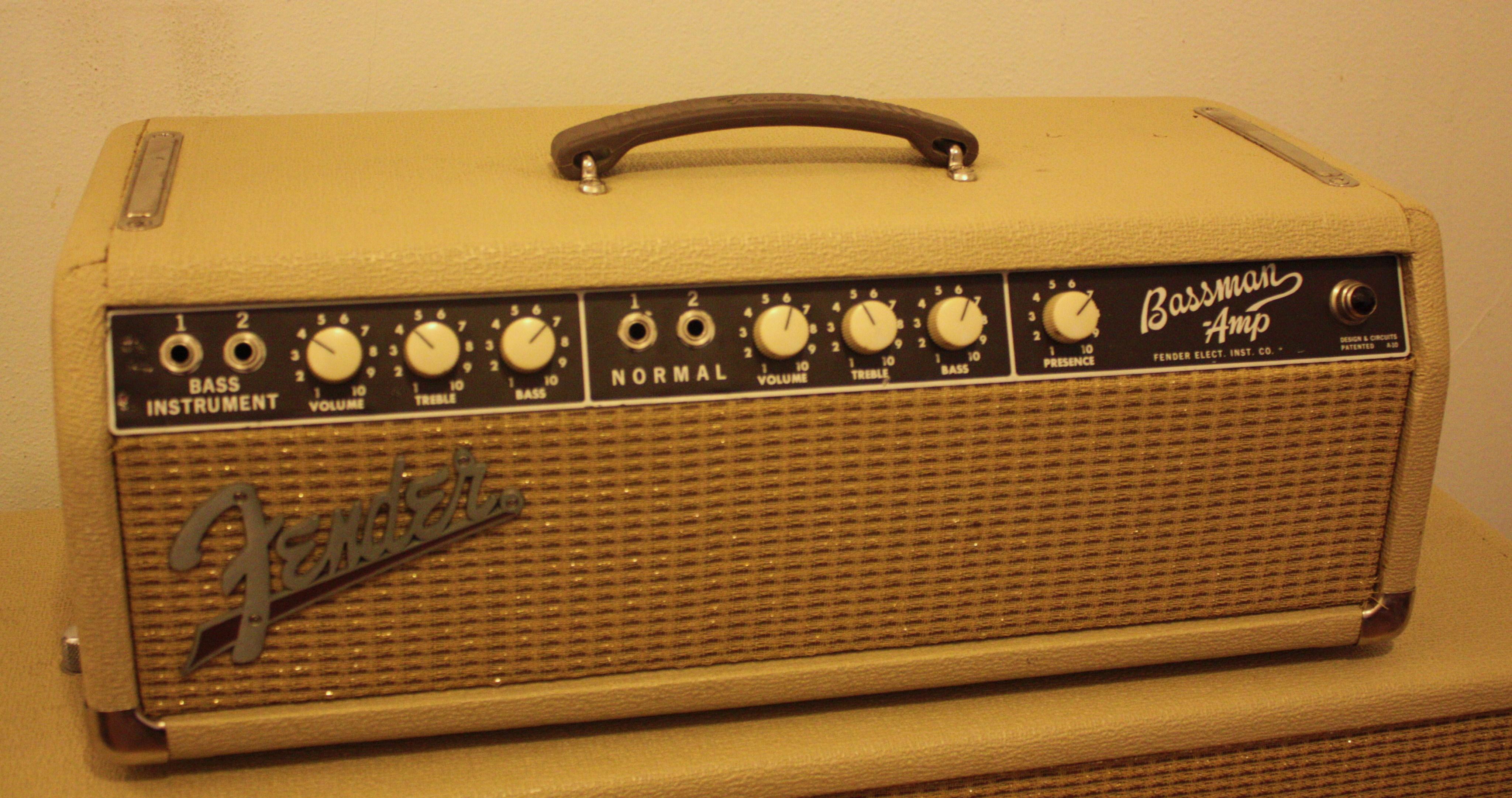 le meilleur son blues avis fender bassman 1963. Black Bedroom Furniture Sets. Home Design Ideas